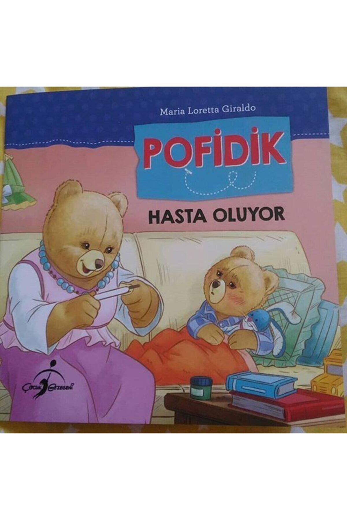 Çocuk Gezegeni Pofidik Hasta Oluyor - Maria Loretta Giraldo