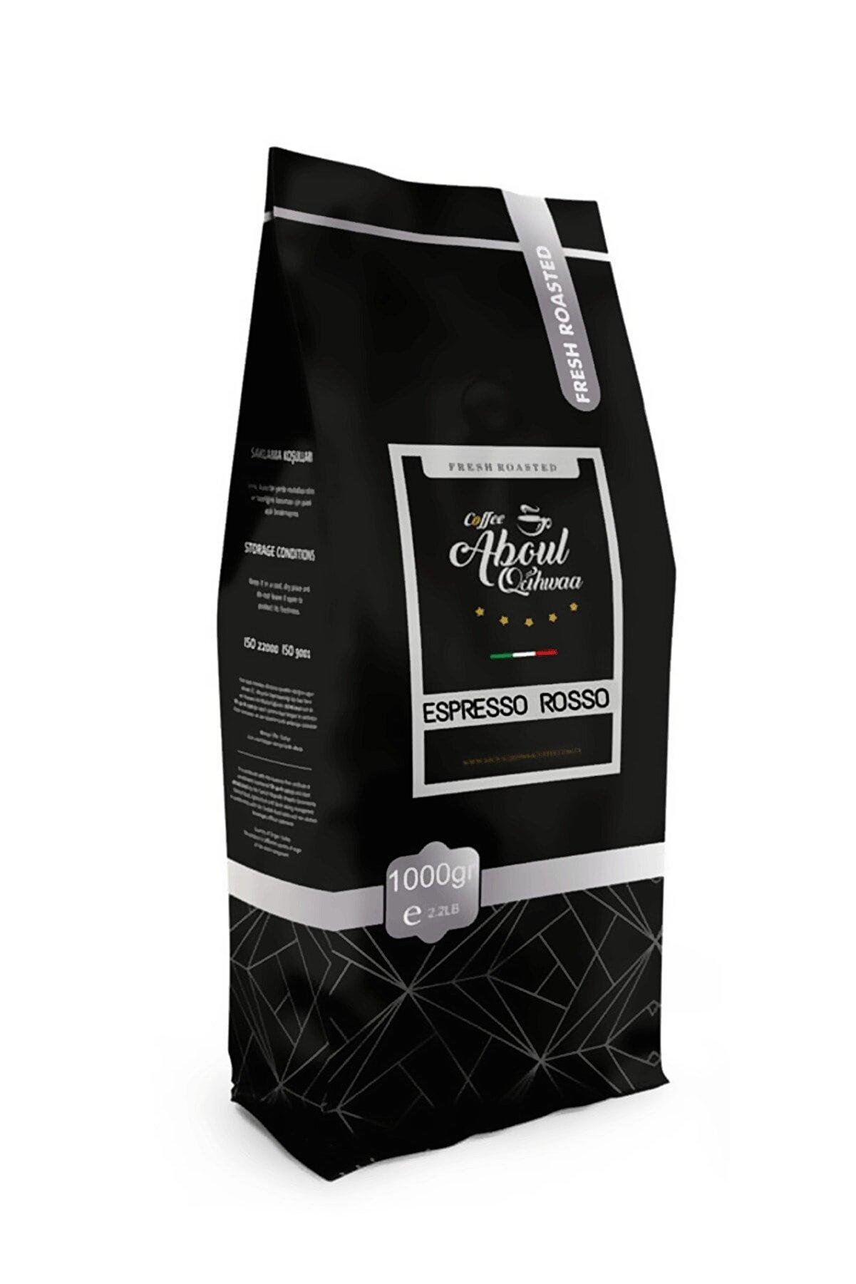 Aboul Qahwaa Espresso Çekirdek Kahve 1000 gr