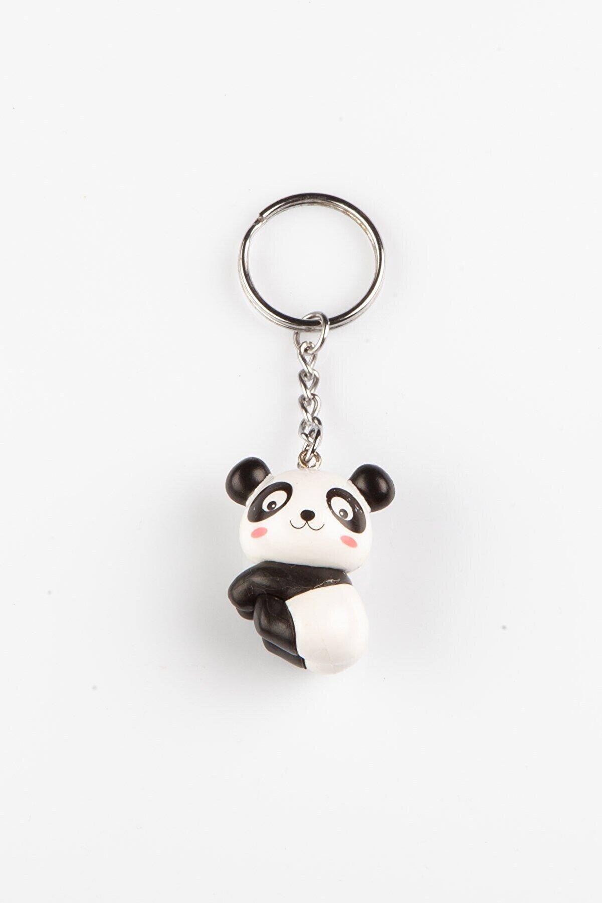 Dünyadan Hediyeler Panda Figürlü Anahtarlık