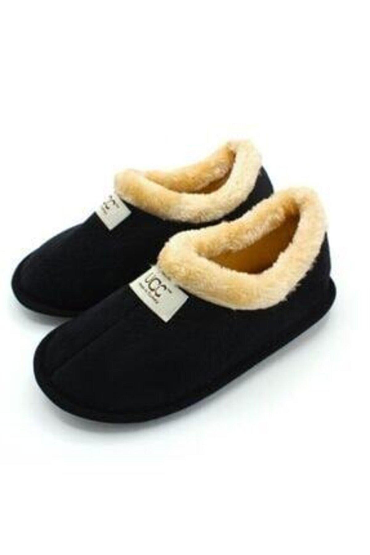 UCC Unisex Panduf Ev Içi Ayakkabısı Yumuşak Taban Nm881214