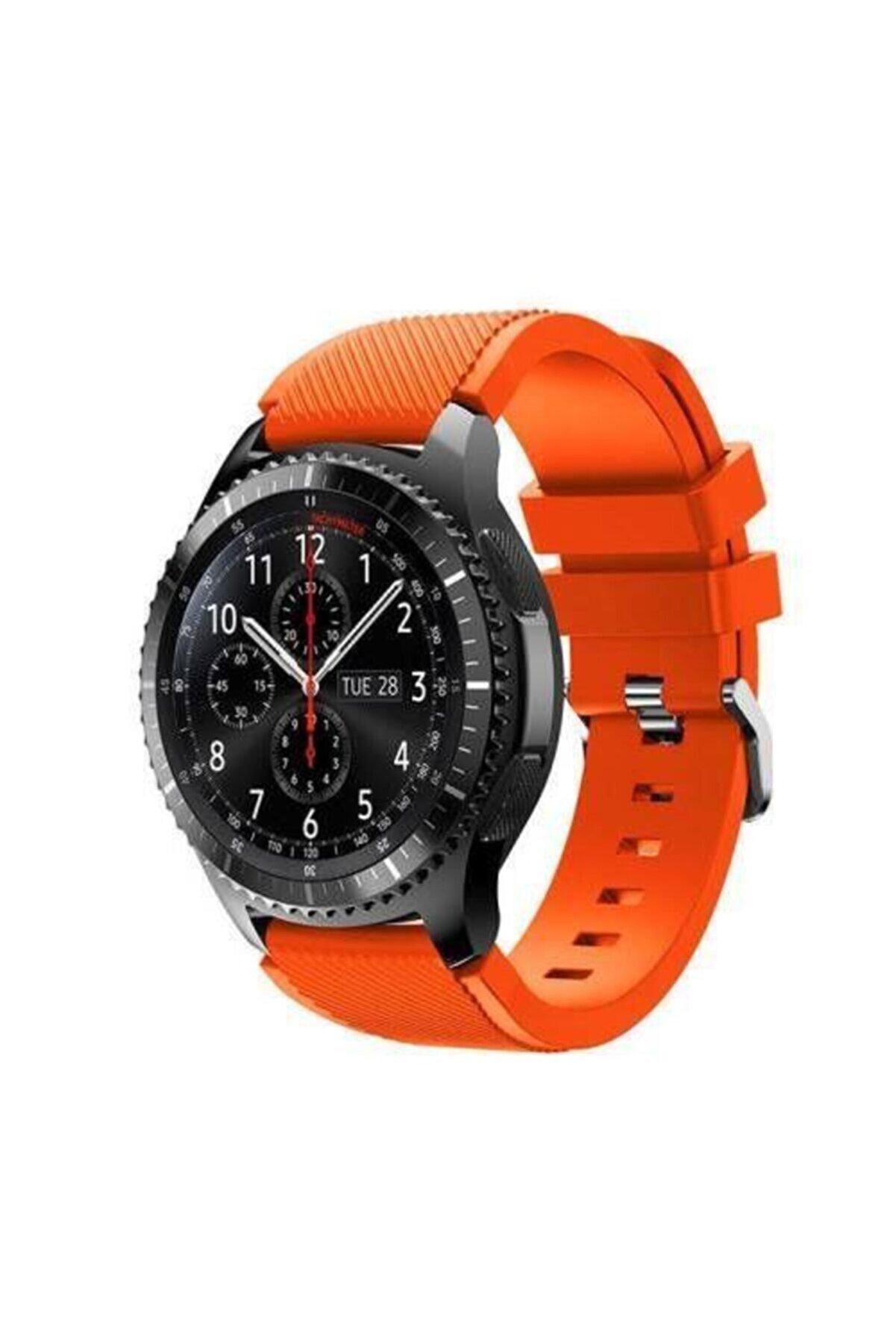 Techmaster Huawei Watch Gt Gt2 Honor Magic Watch 2 Silikon Tme Kordon Kayış