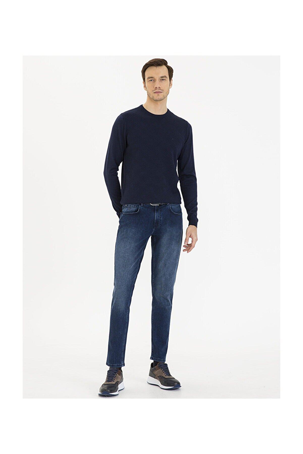 Cacharel Erkek Jeans G051SZ080.000.1216669