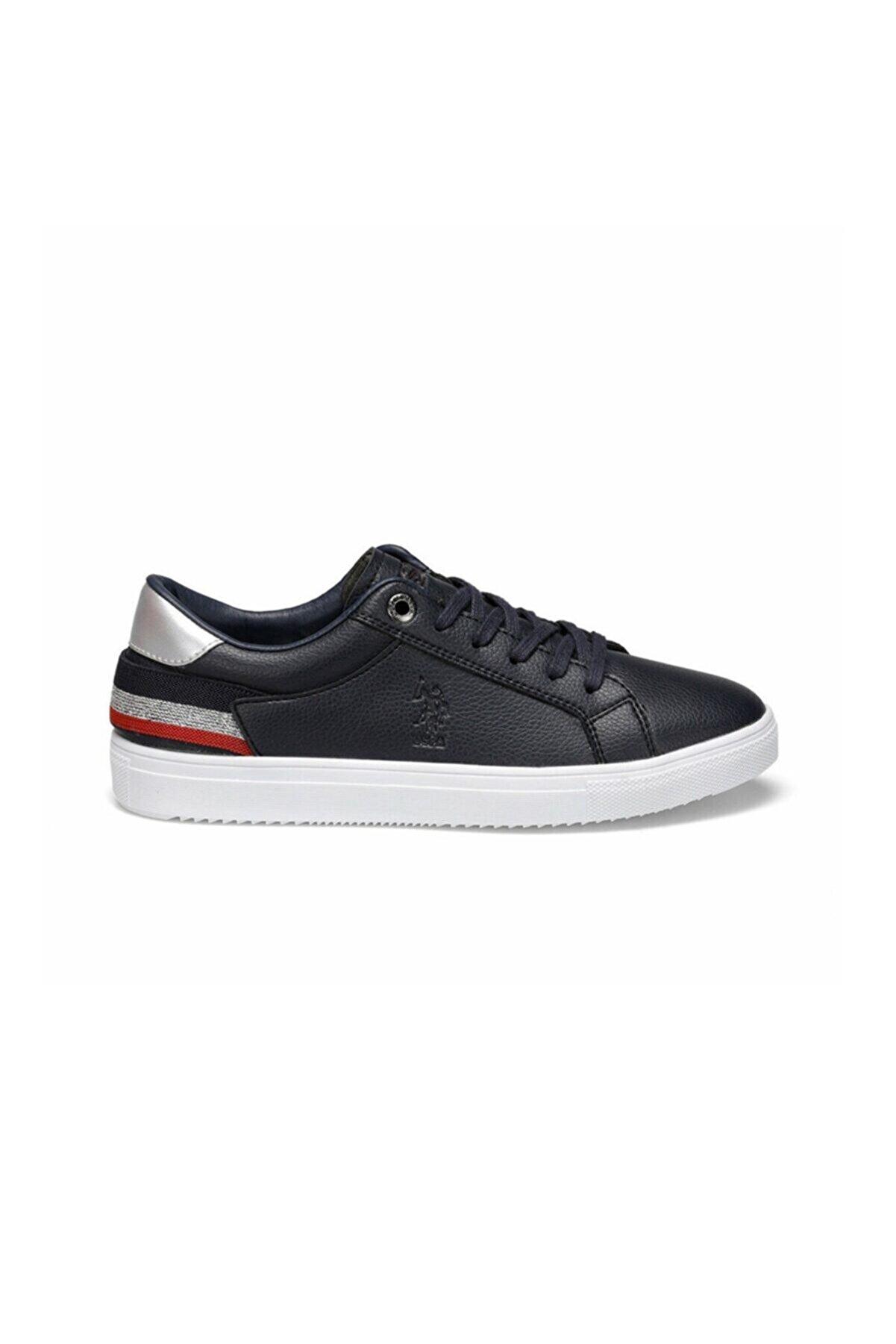 US Polo Assn TORY Lacivert Kadın Sneaker Ayakkabı 100504910