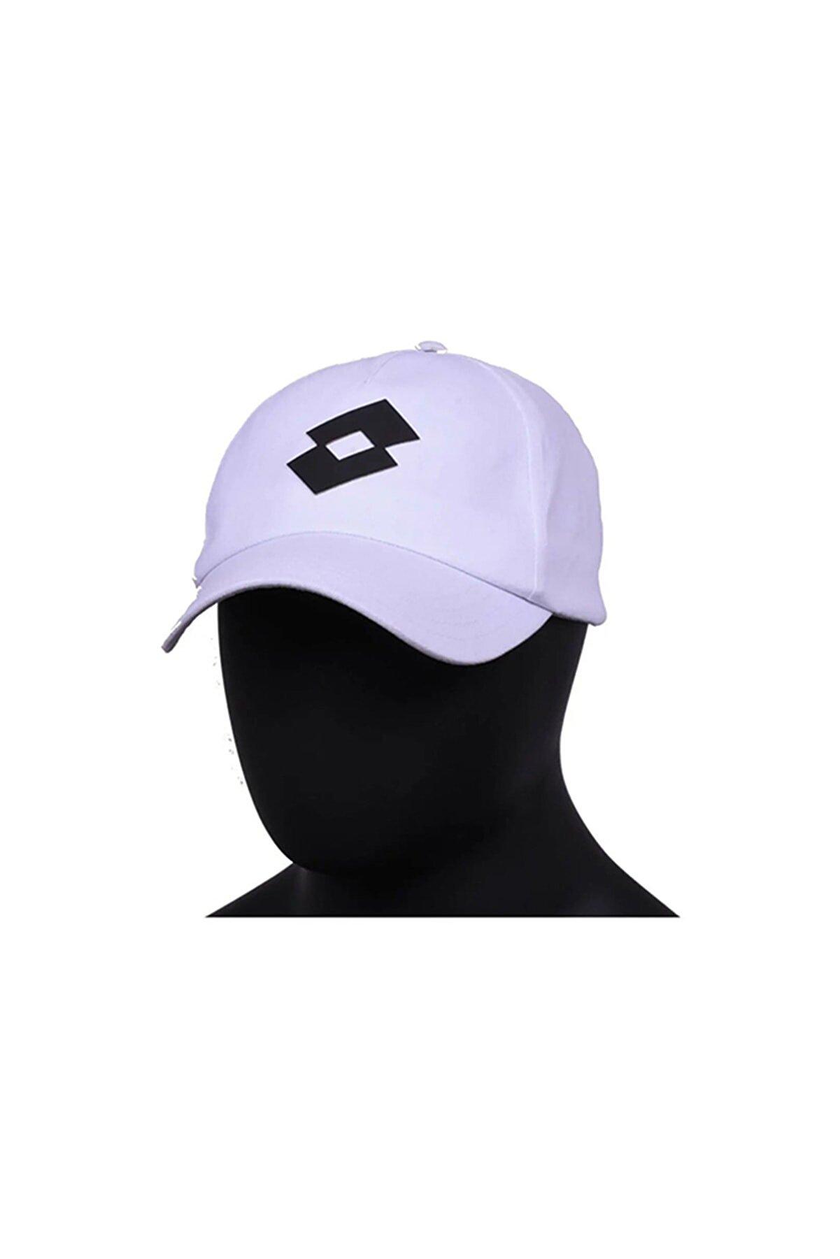 Lotto Şapka Beyaz Unisex  R8781