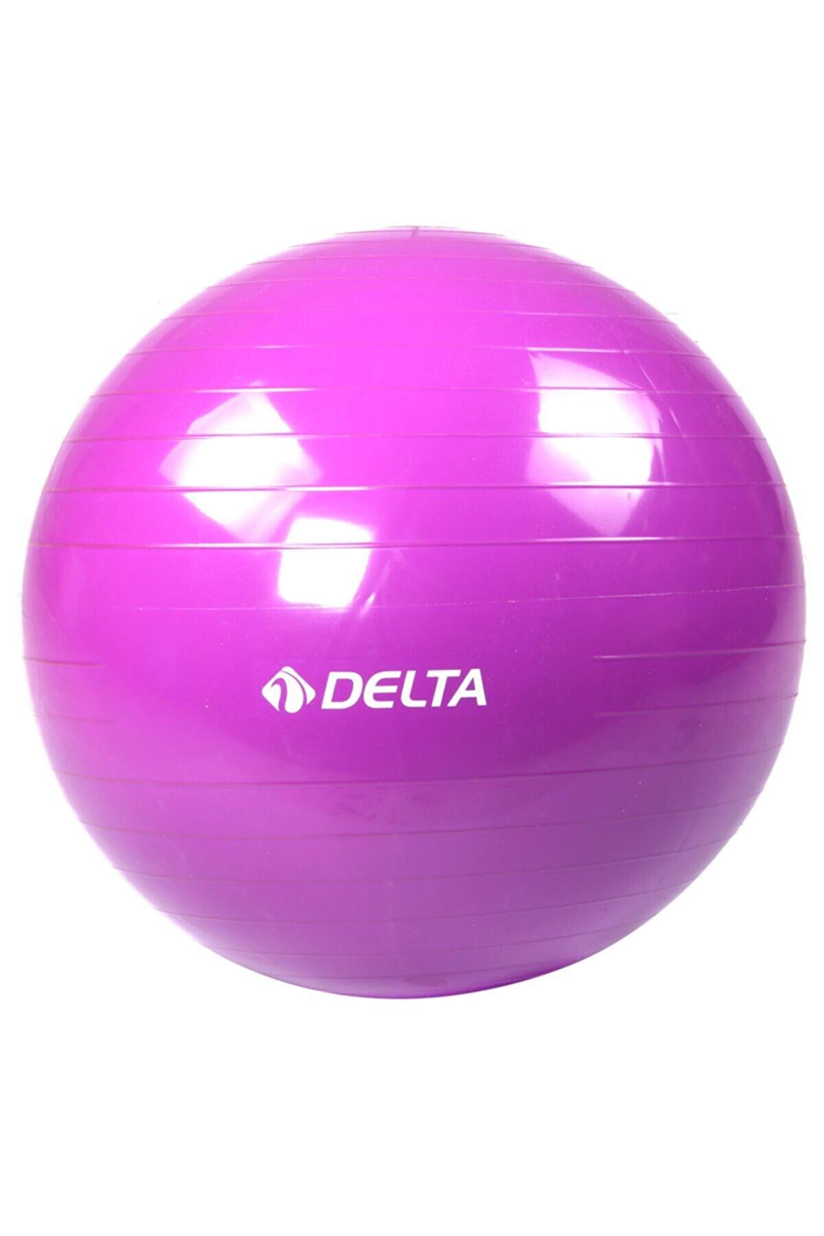 Delta Mor  Dura strong Deluxe  Pilates Topu 65 cm