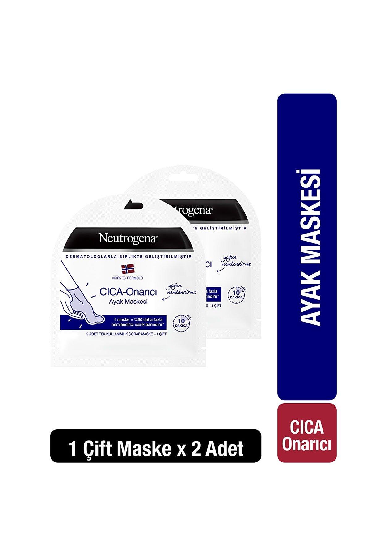 Neutrogena CICA-Onarıcı Ayak Maskesi x2