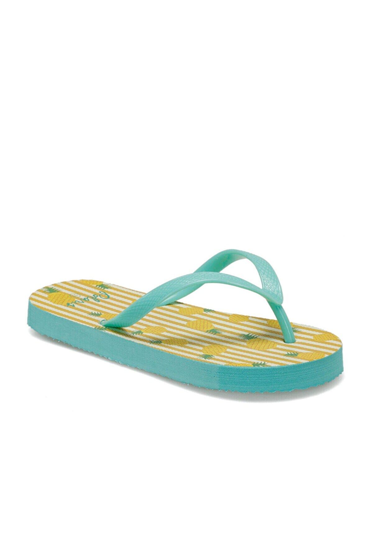 Polaris 512705.F Sarı Kız Çocuk Terlik 100526717