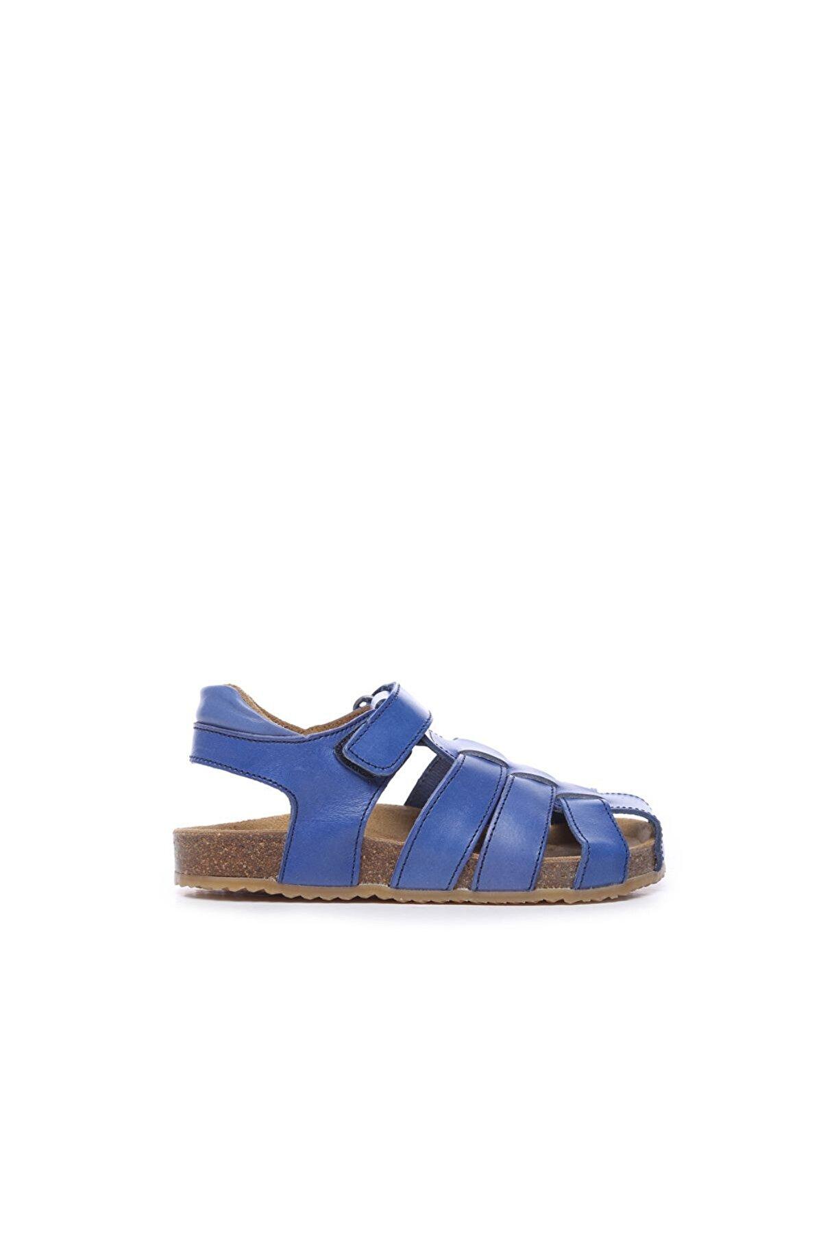 Kemal Tanca Çocuk Derı Çocuk Sandalet Sandalet 104 12271 CCK SAND 24/30