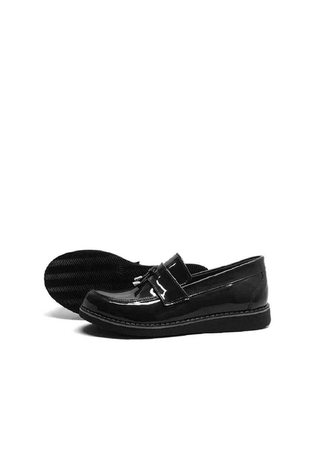 Tiga Kids Erkek Çocuk Püsküllü Ayakkabı