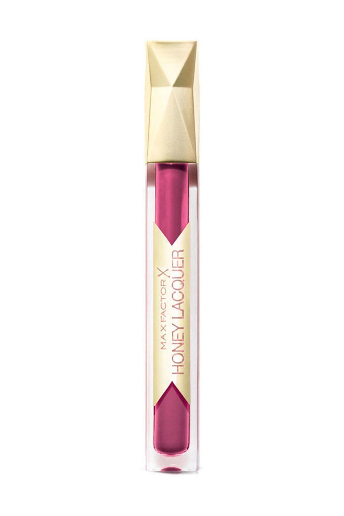 Max Factor Dudak Parlatıcısı - Honey Lacquer Gloss 35 Bloom Berry 8005610434209