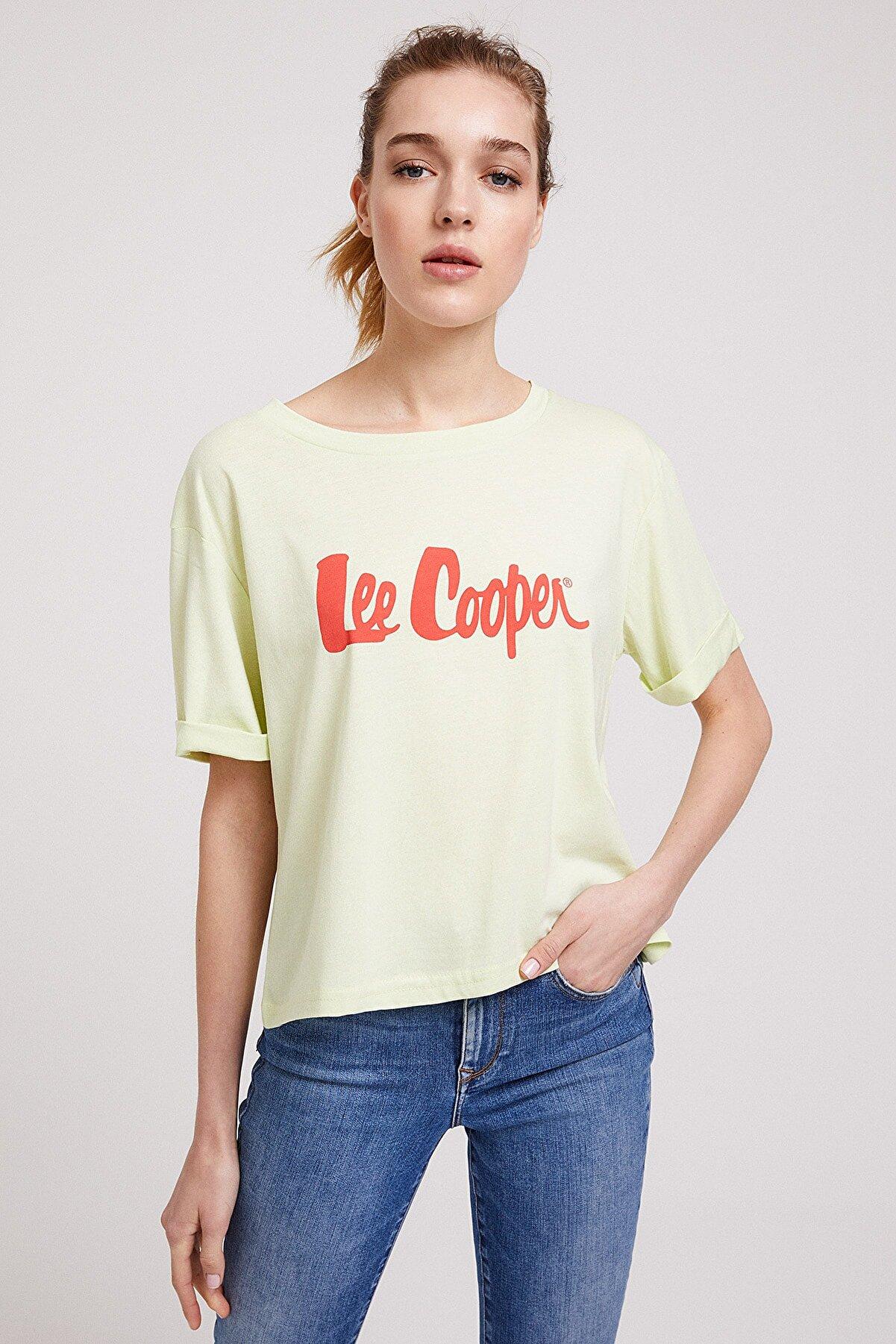 Lee Cooper Kadın Londons O Yaka T-Shırt 202 LCF 242026