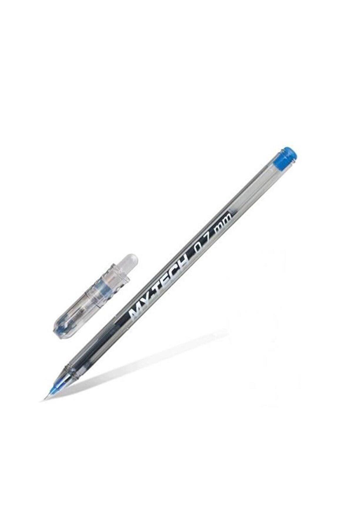 Pensan My-tech Tükenmez Kalem 0.7mm Mavi Pe2240ma