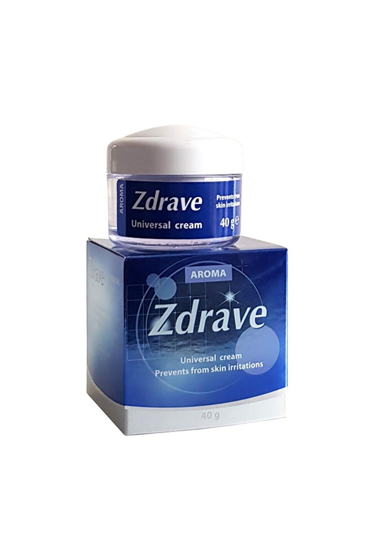 ZDRAVE Universal Krem Orijinal Aroma Krem 40 Gr.