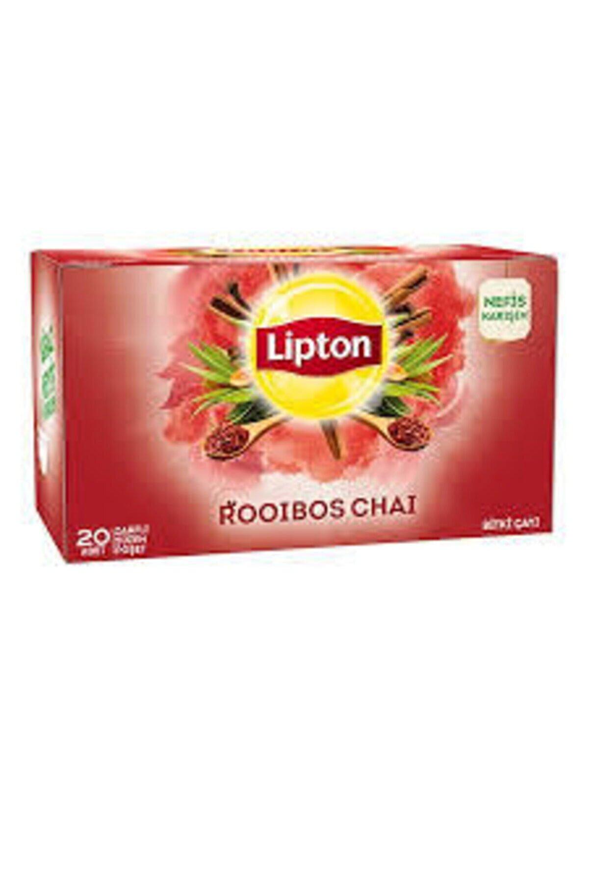 Lipton Rooibos Chai Bardak Poşet Çay 20'li