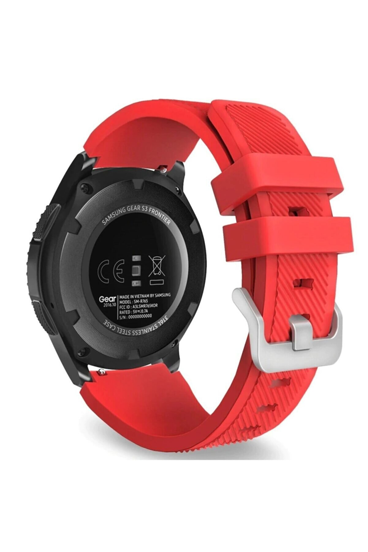 Lims Huawei Gt 2 - Honor Magic Watch 2 46mm Akıllı Saat Silikon Kordon