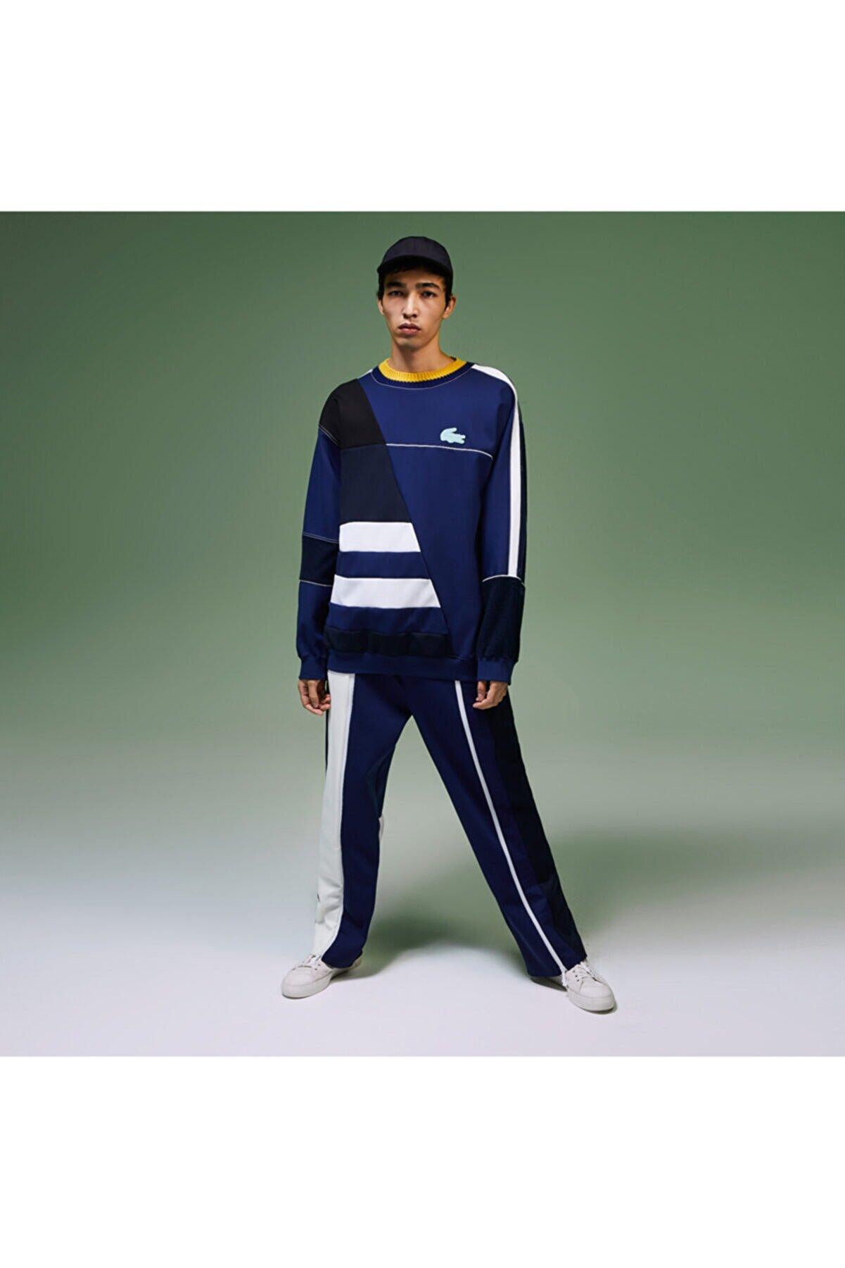 Lacoste Unisex Lacivert Fashion Show Eşofman Altı