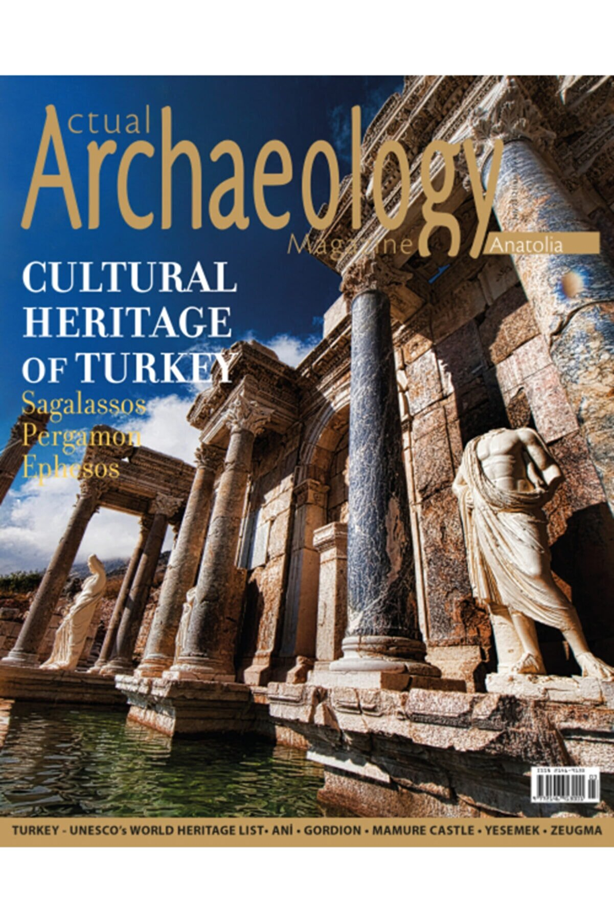 Aktüel Arkeoloji Cultural Herıtage Of Turkey