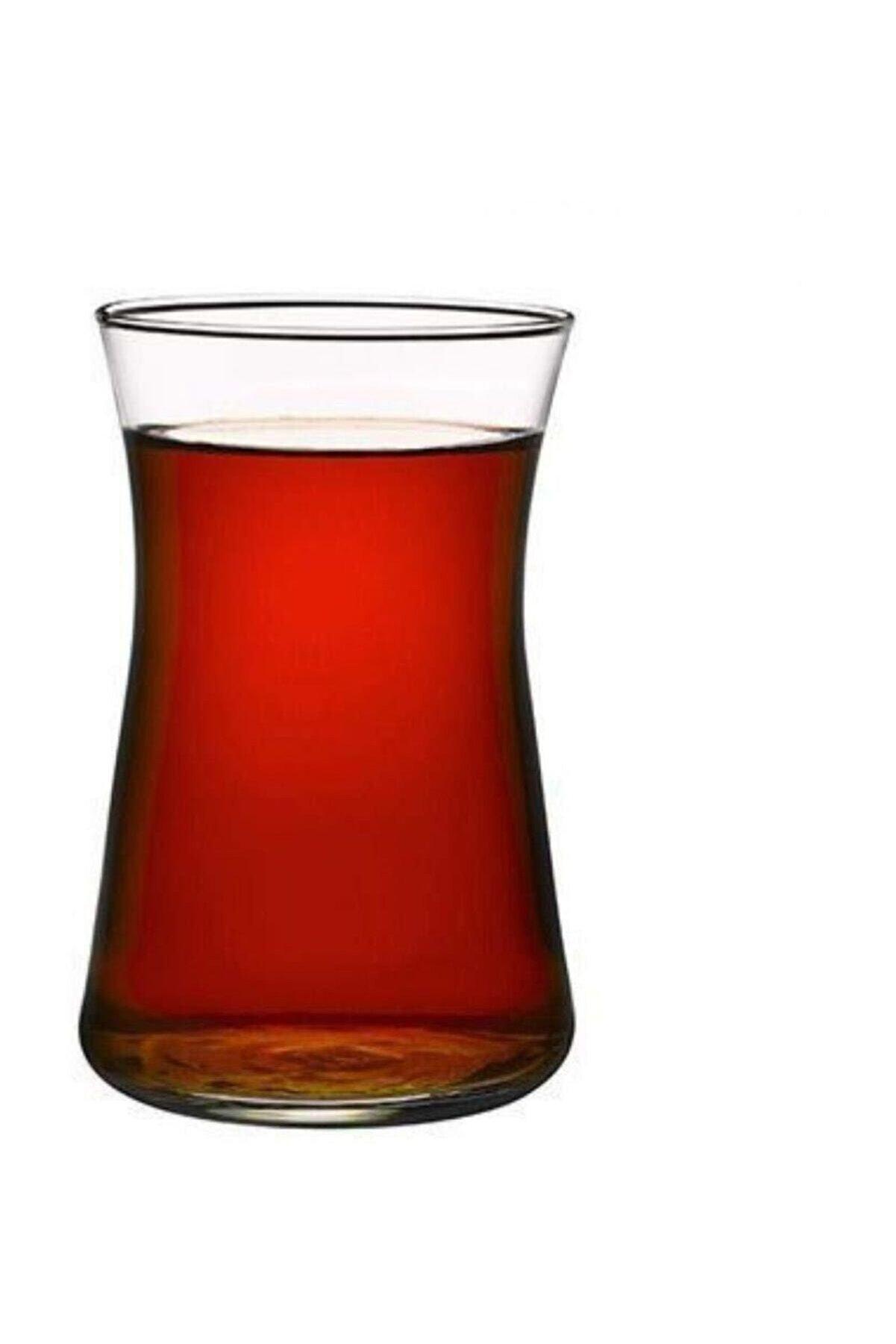 Paşabahçe Heybeli Çay Bardak 6 Lı
