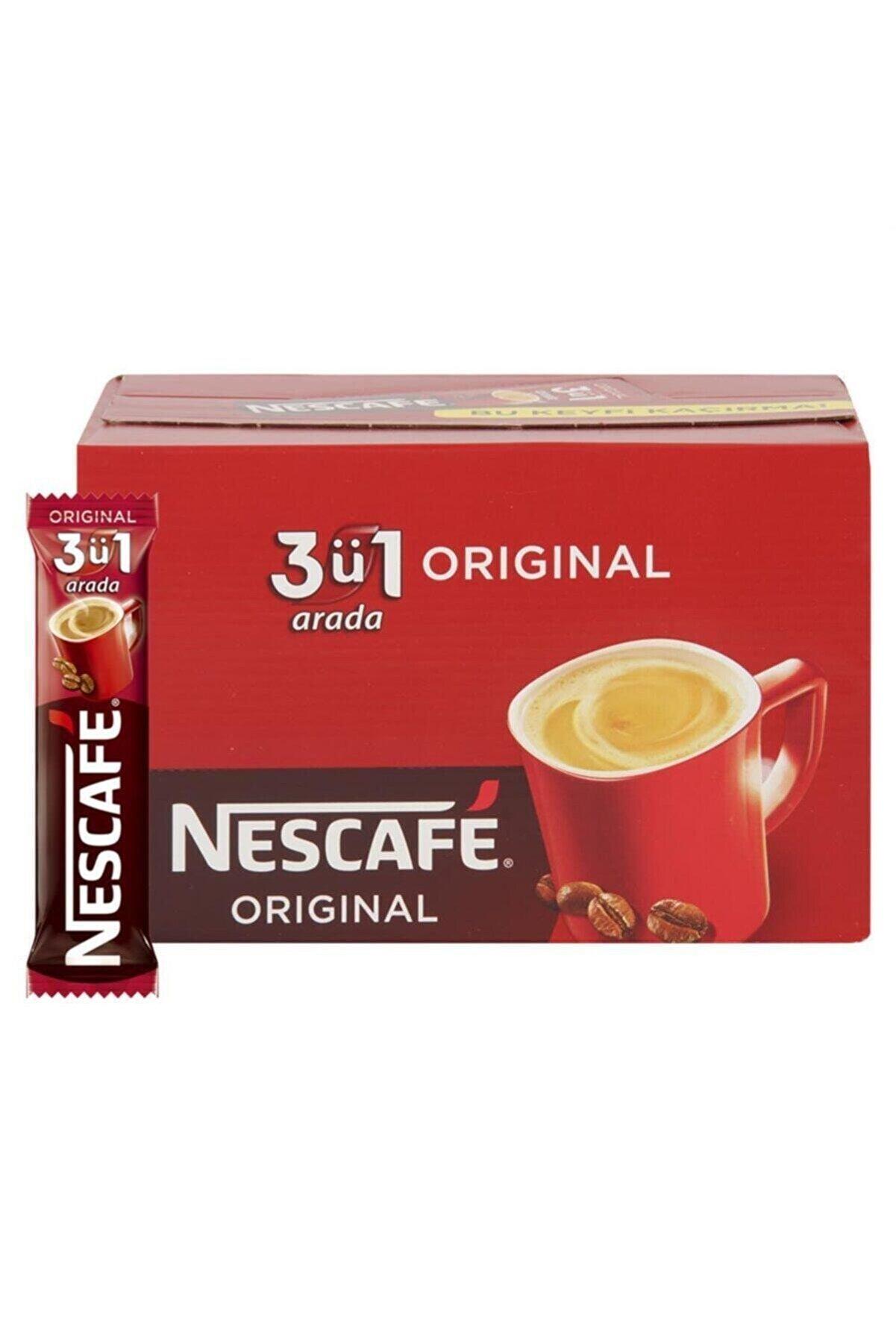 Nescafe 3'ü 1 Arada 18 Gr x 48