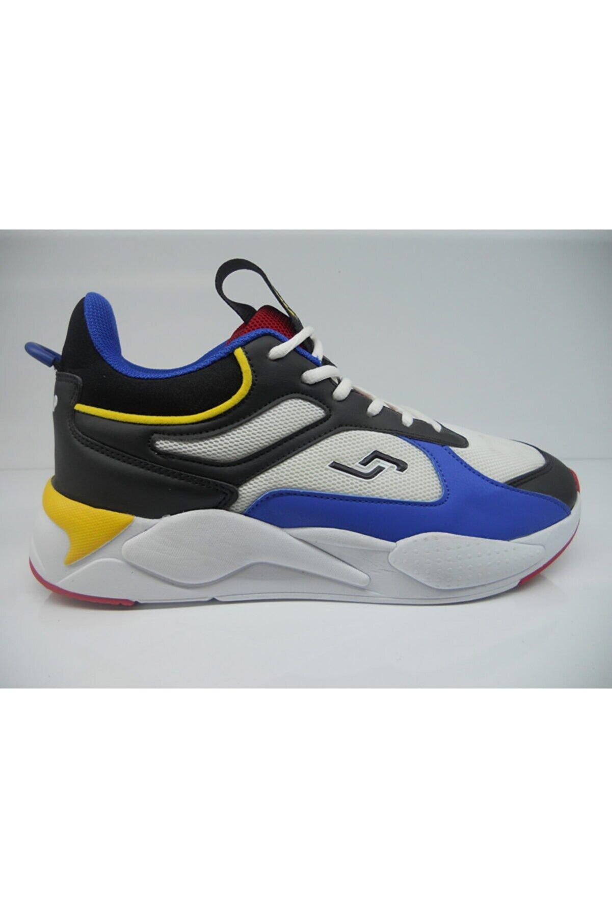 Jump 24770 Mevsimlik Sneaker Ayakkabı