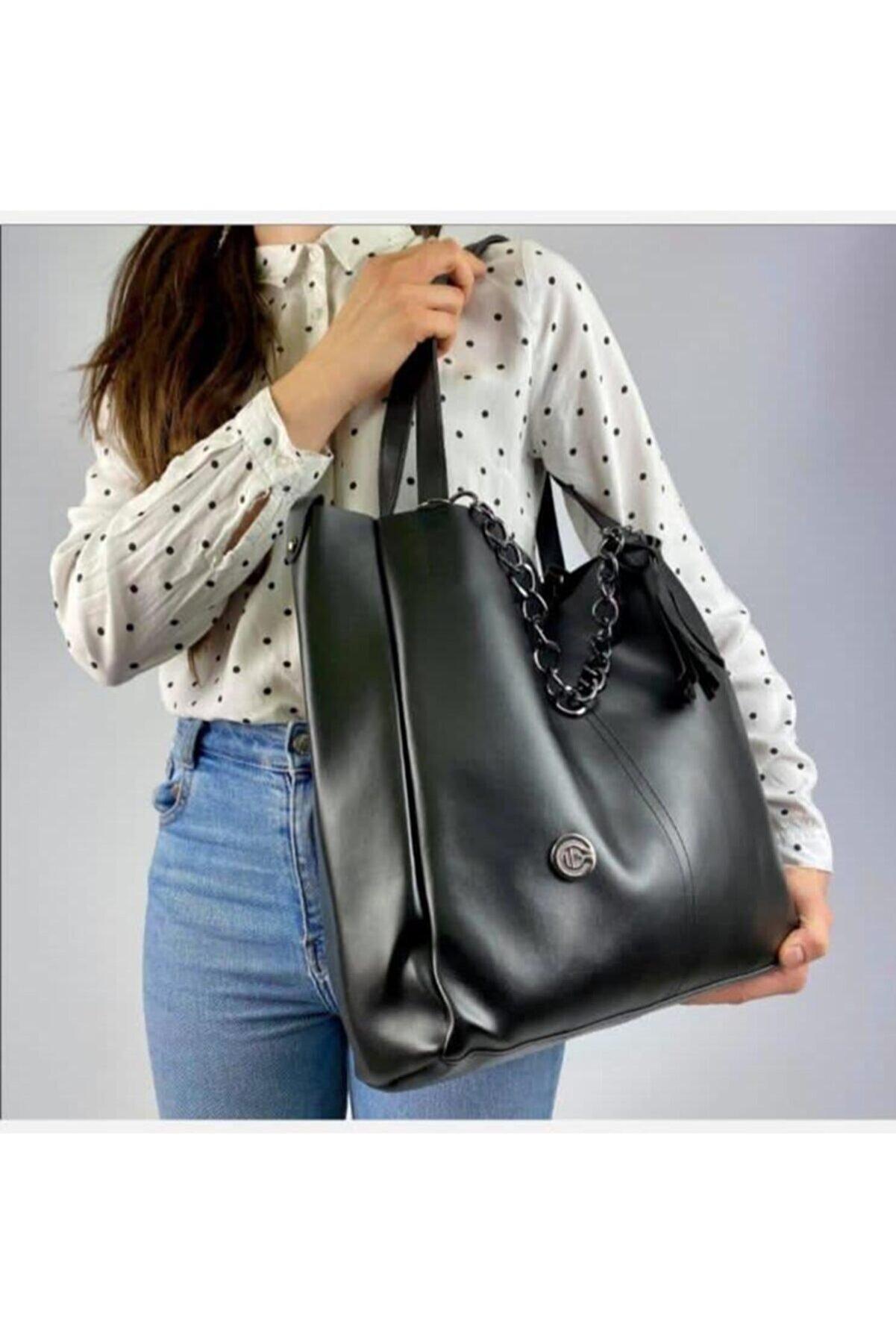 AYBUL CANTA Kadın Siyah Çanta