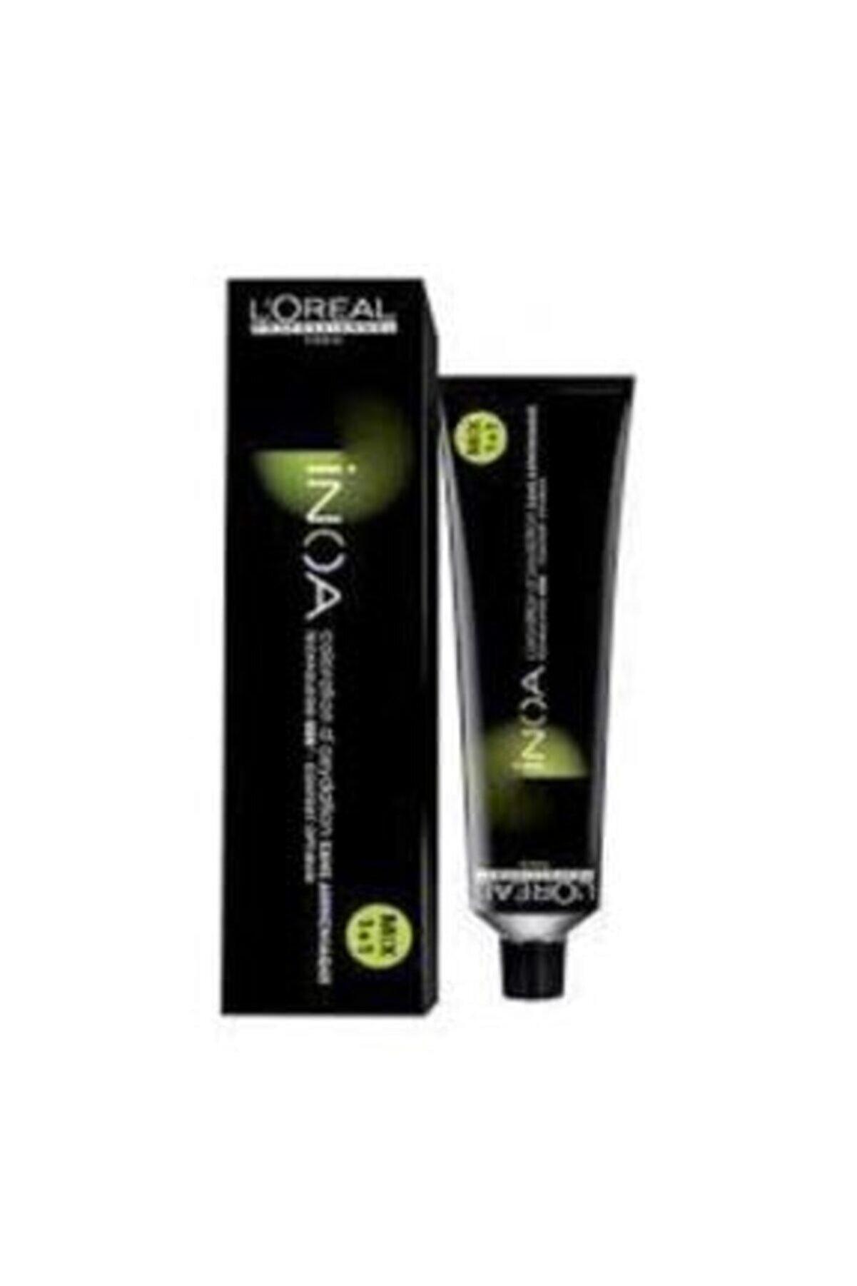 İNOA 6.8 Numara Koyu Kumral Mokka Saç Boyası 60 Ml (oksidansız)