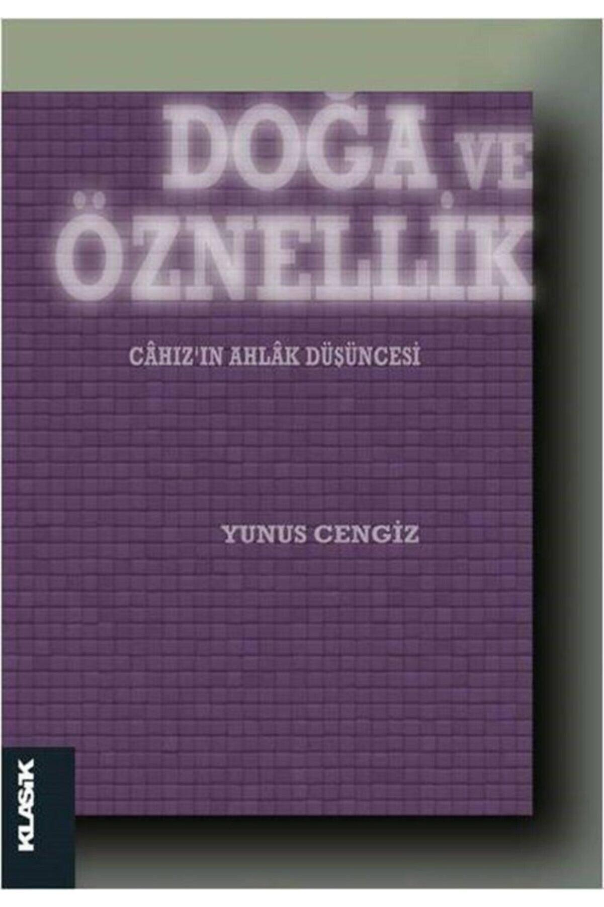Klasik Yayınları Doğa Ve Öznellik & Cahız'ın Ahlak Düşüncesi