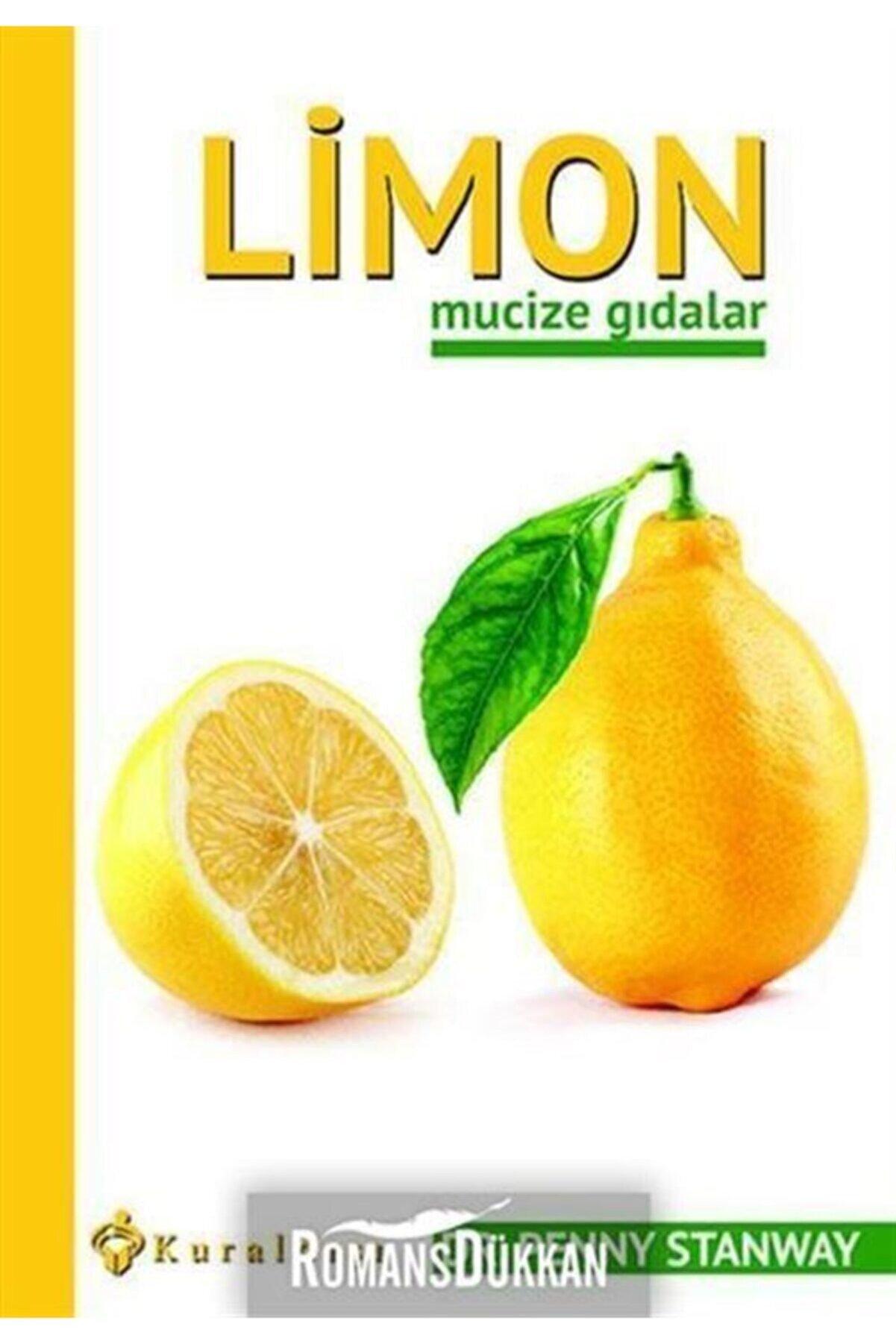 Kuraldışı Yayınları Limon Mucize Gıdalar