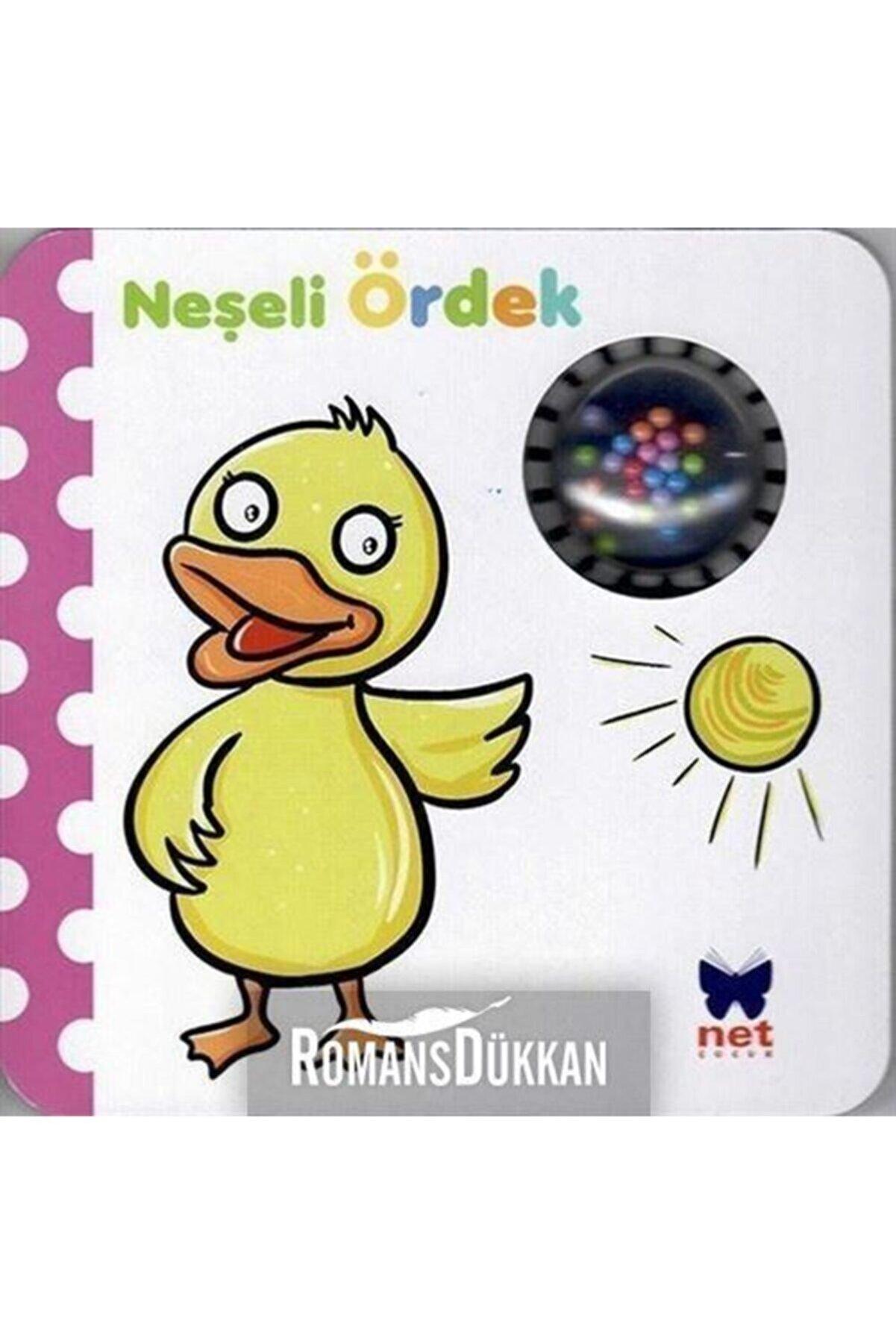 Net Çocuk Yayınları Neşeli Ördek
