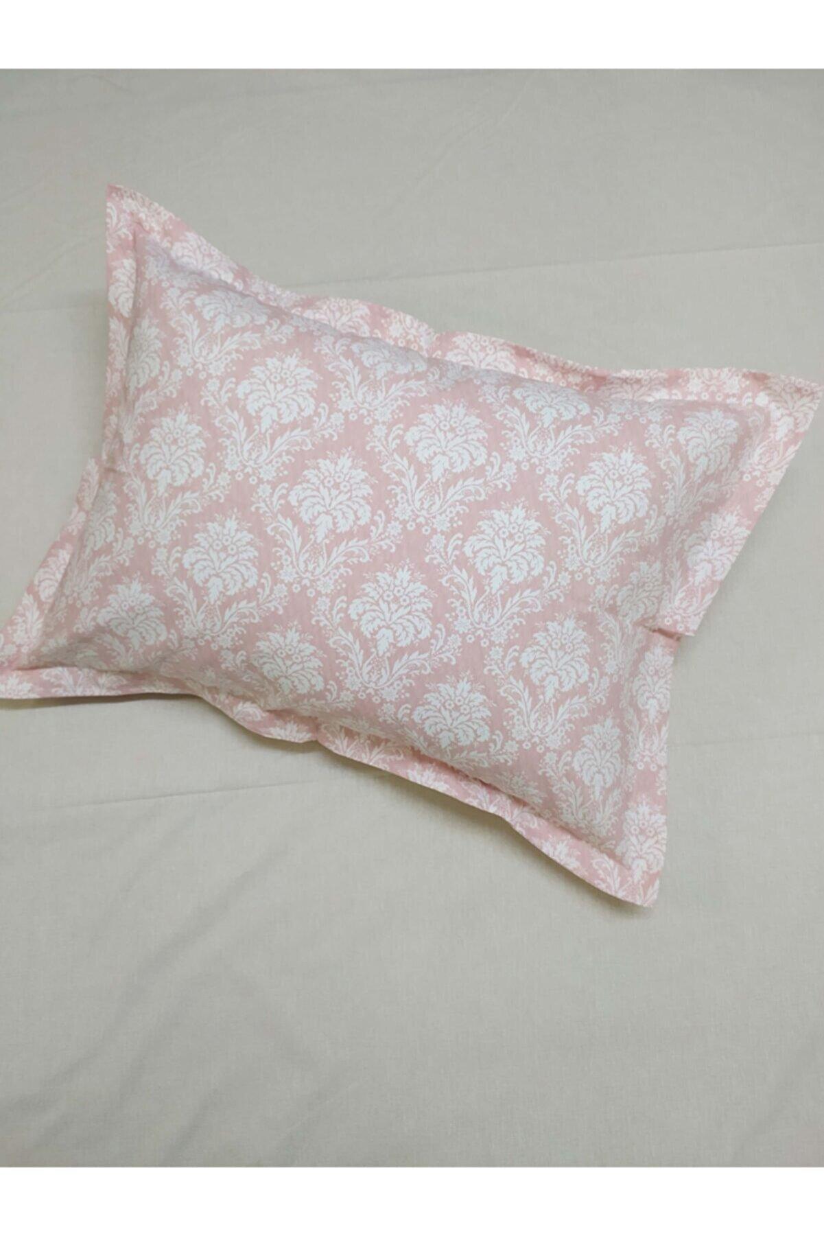 Güllüce ev tekstili Volanlı Yastık Kılıfı 2adet
