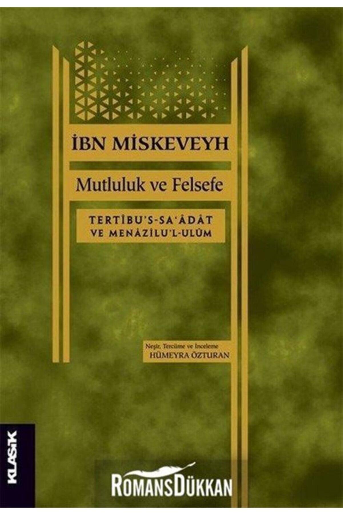 Klasik Yayınları Mutluluk ve Felsefe