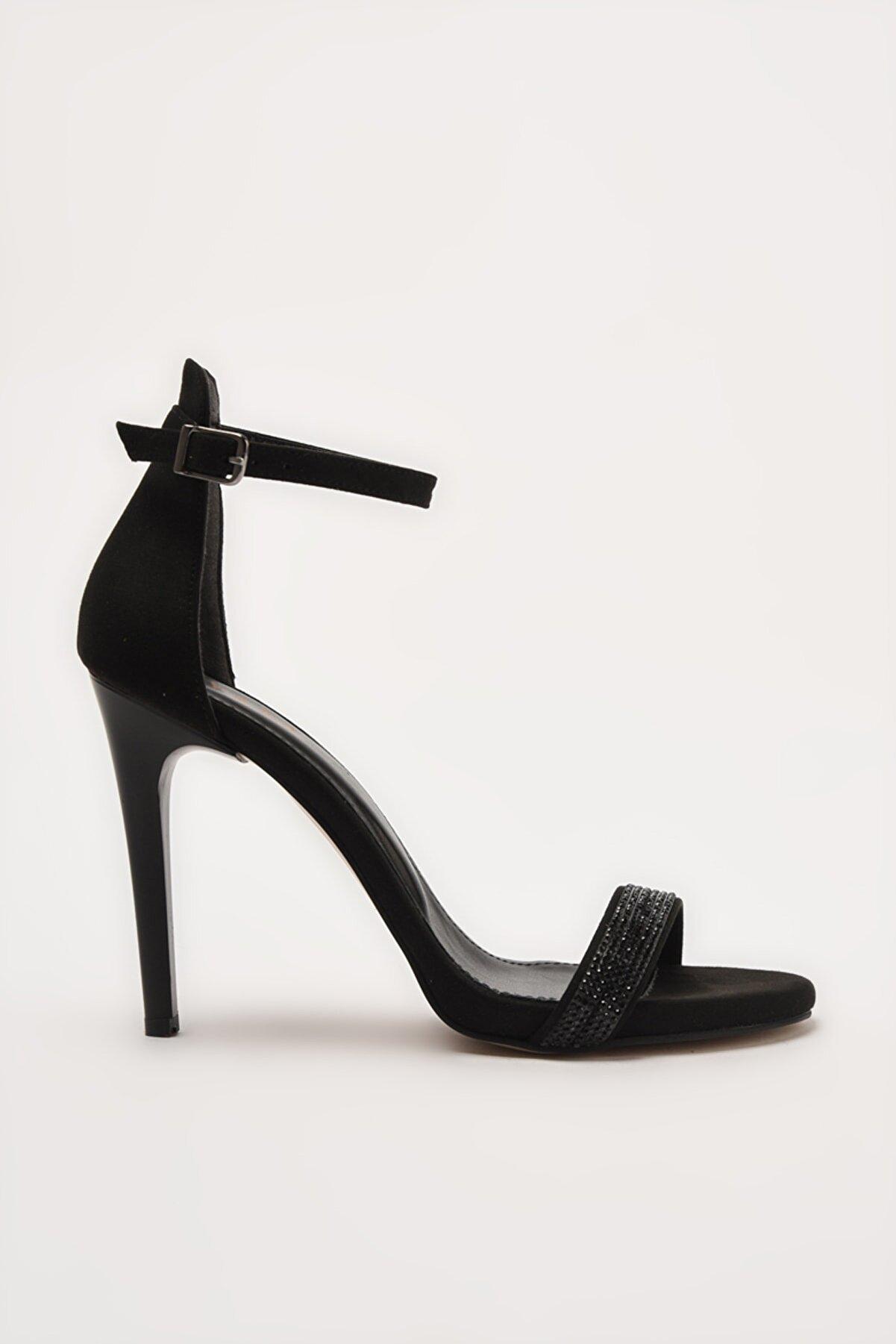 Yaya by Hotiç Siyah Kadın Sandalet 01SAY207540A100