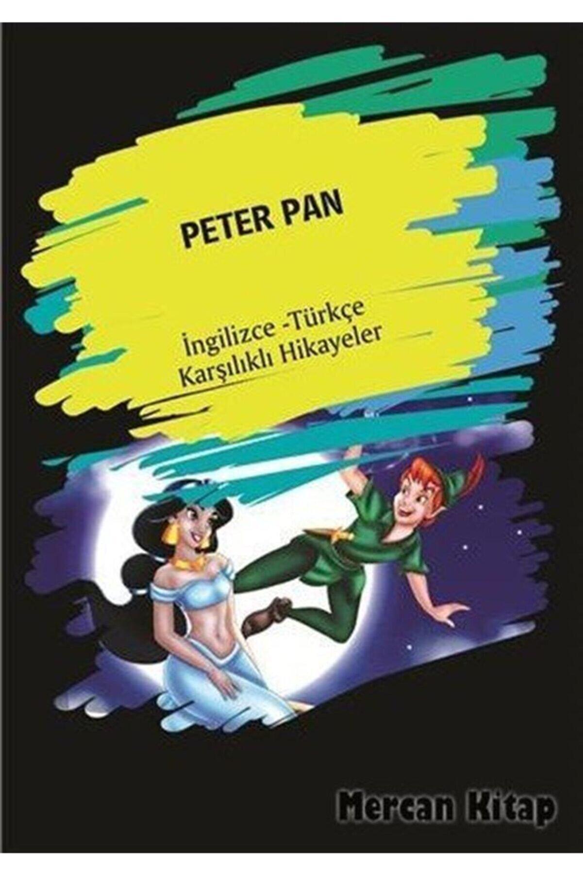 Dorlion Yayınevi Peter Pan (ingilizce -türkçe Karşılıklı Hikayeler)