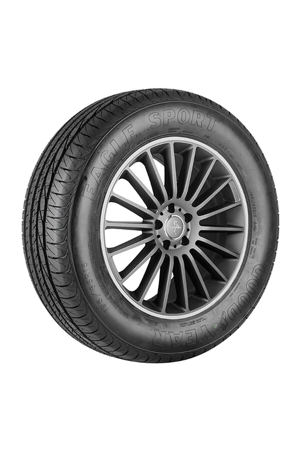 Goodyear 195/65r15 91v Eagle Sport Yaz Lastik Üretim Yılı: 2021