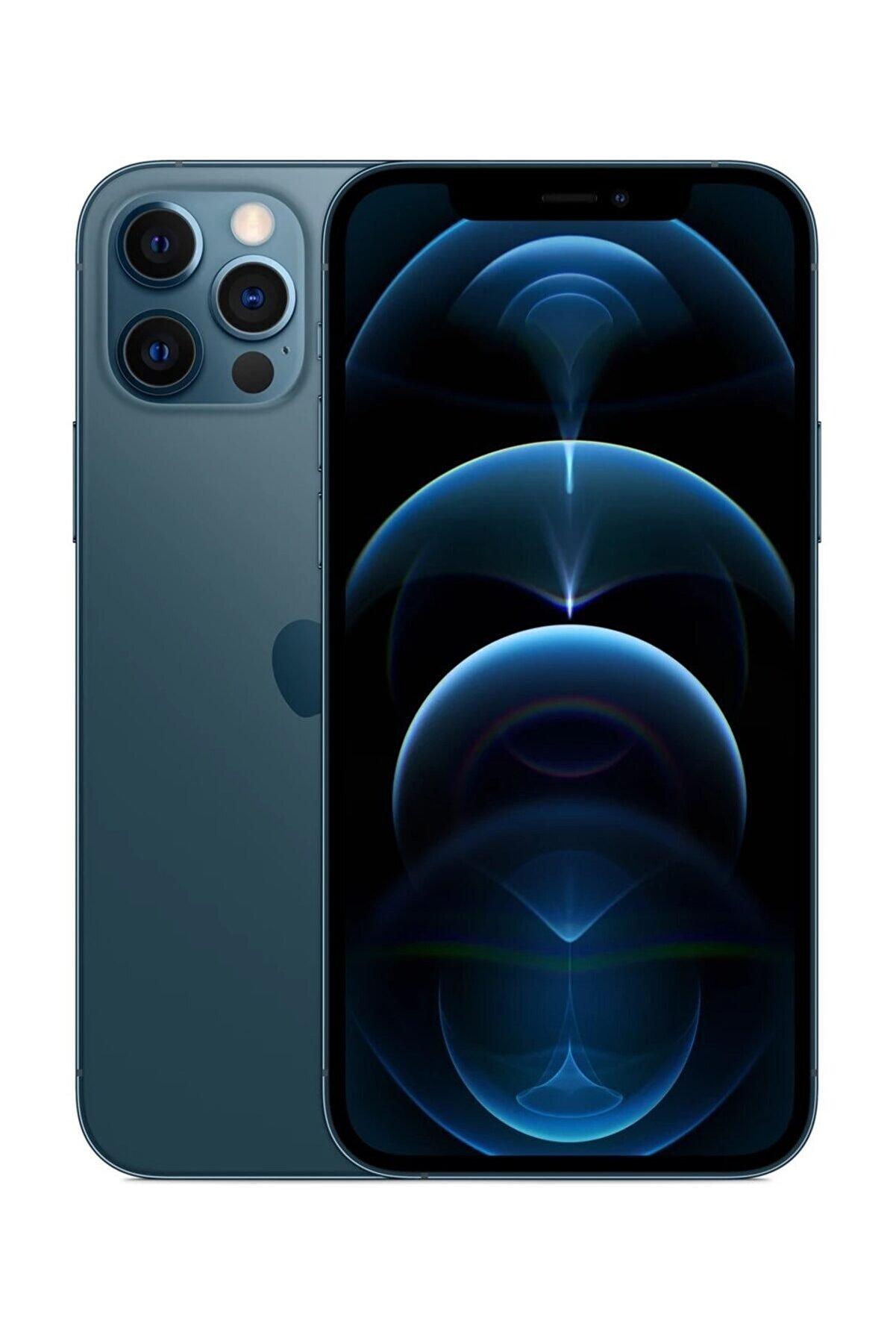 Apple iPhone 12 Pro 128GB Mavi Cep Telefonu (Apple Türkiye Garantili)