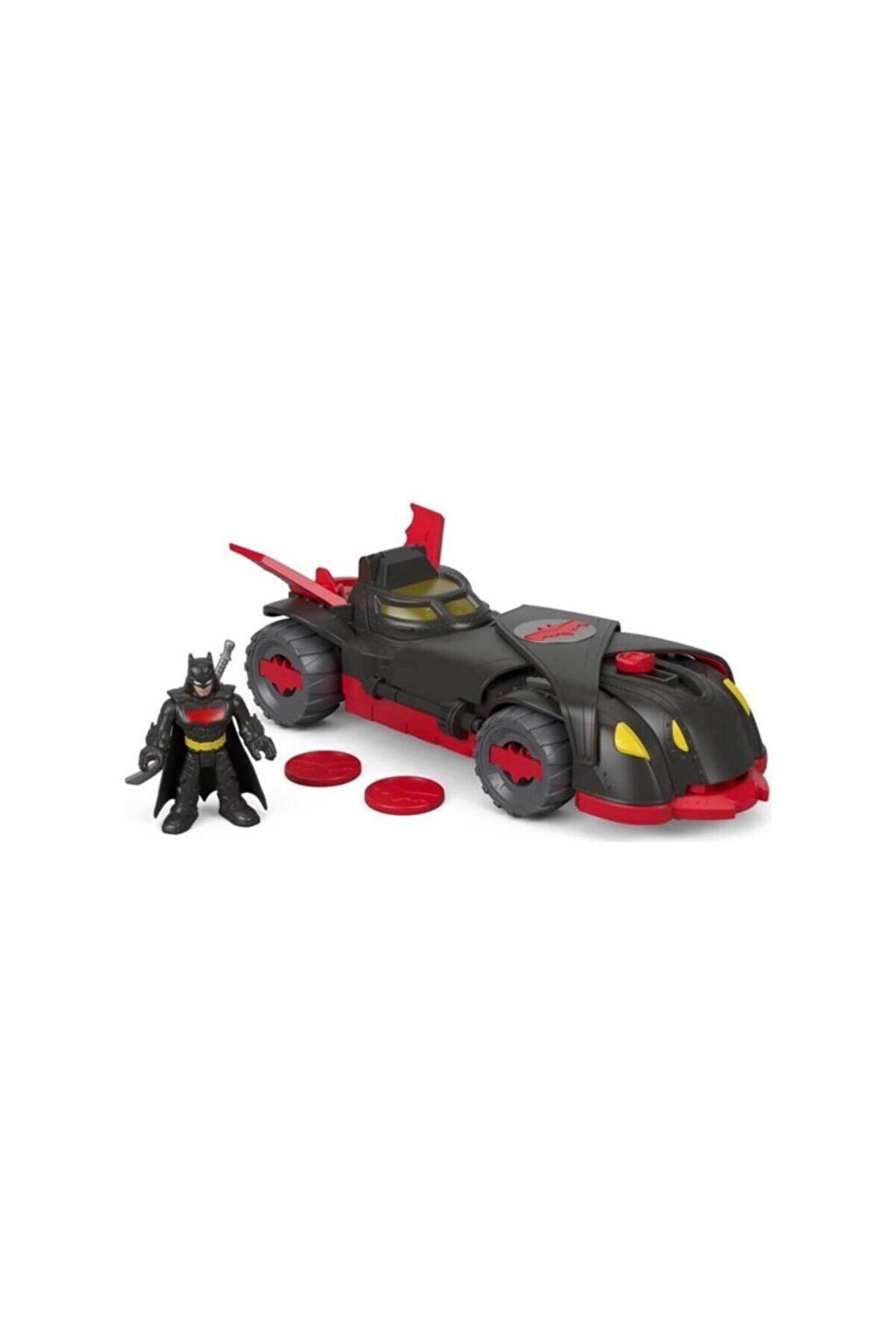 Batman Imaginext Dc Super Friends Ninja Batmobile Ftg92