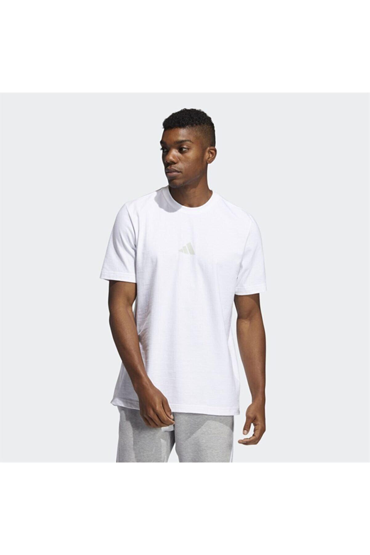 adidas Erkek Geo Print T-Shirt