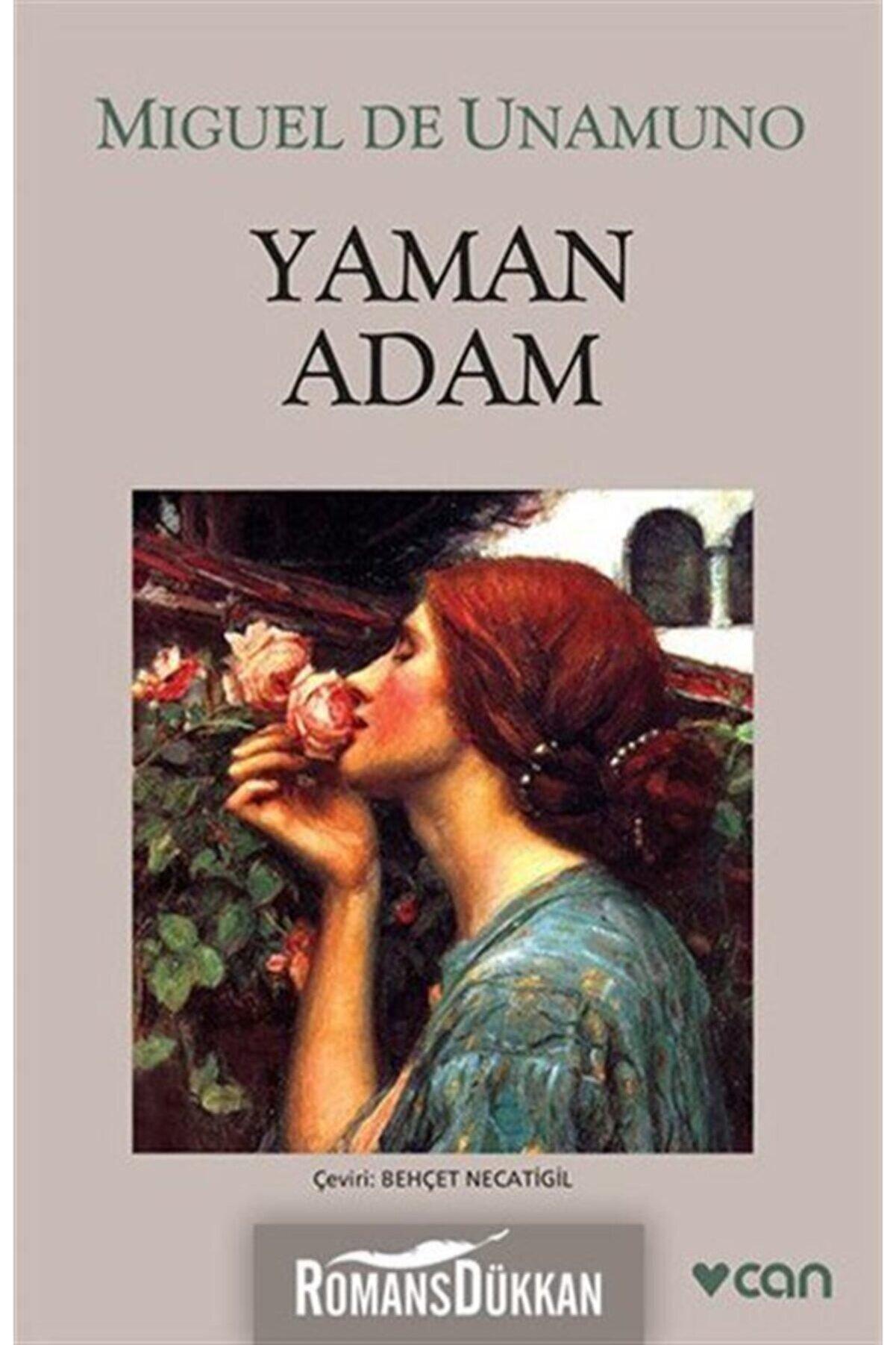 Can Yayınları Yaman Adam