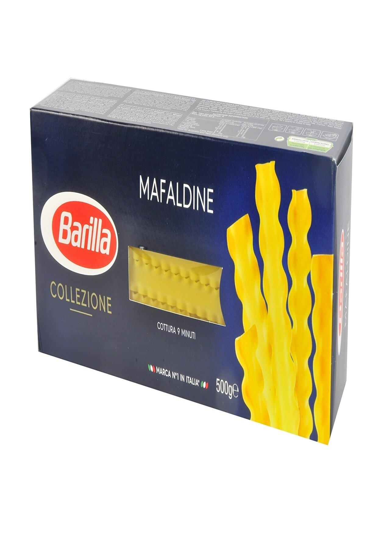 Barilla Mafaldine&la Collezi Makarna 500 gr