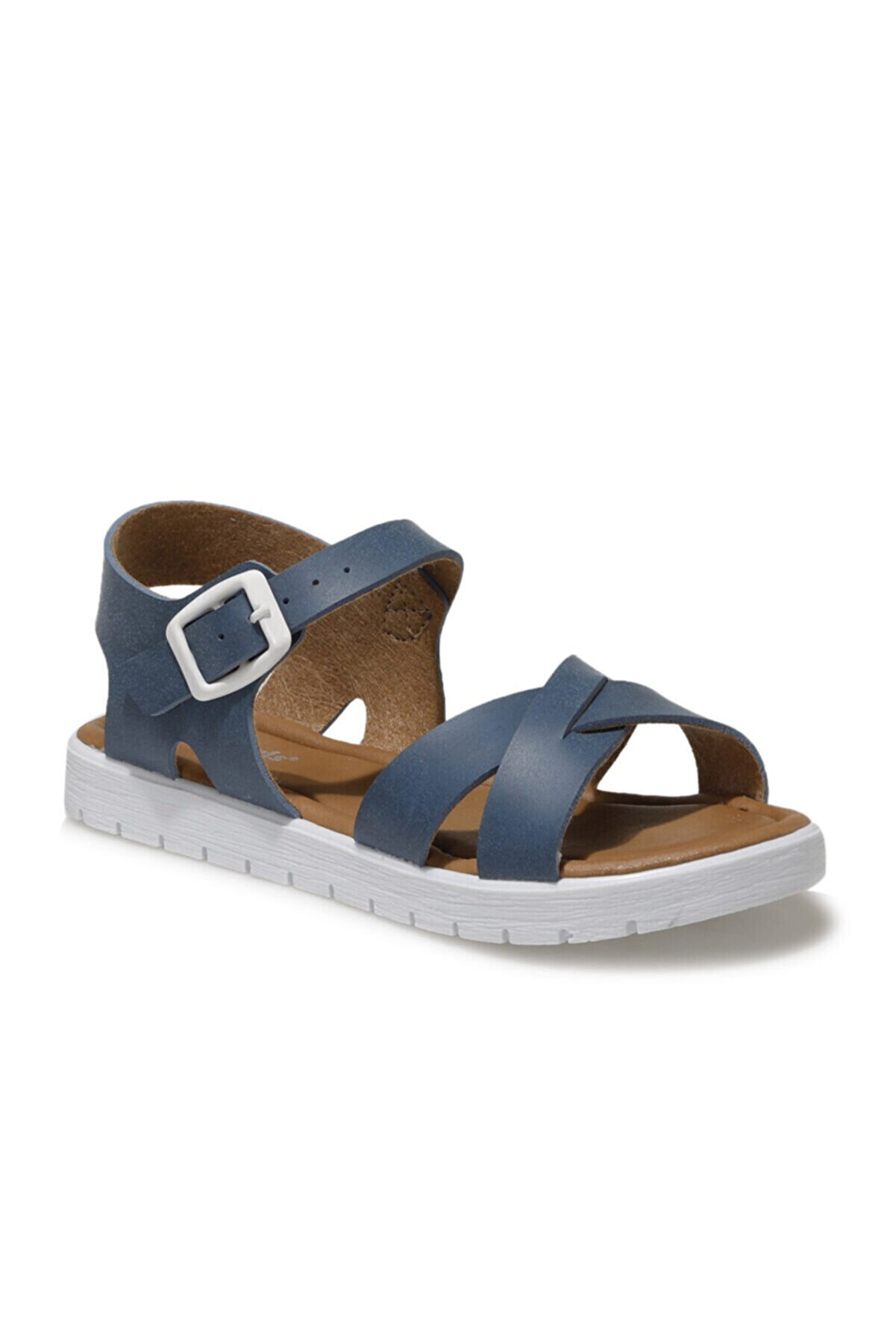 Polaris 508159.F1FX Lacivert Kız Çocuk Sandalet 101010666