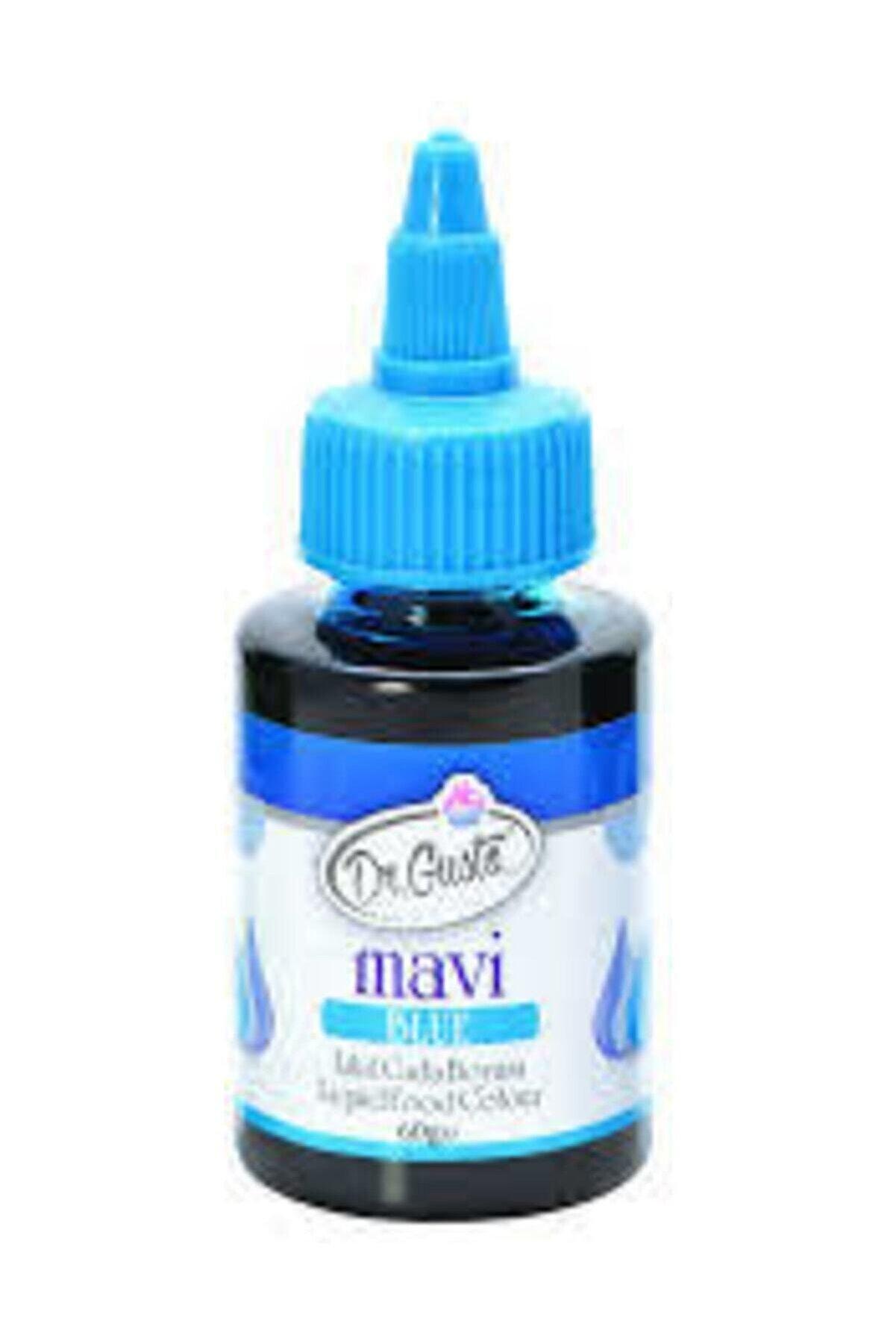 Dr. Gusto Sıvı Gıda Boyası Mavi 60gr