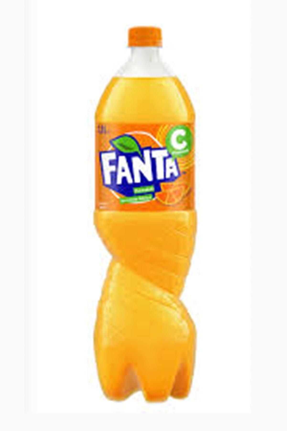 Fanta Gazoz 1,5 lt Portakal