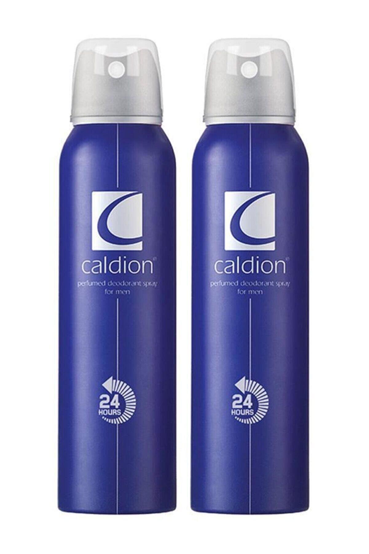 Caldion Caldıon Classıc Bay Deodorant 150ml X 2adet