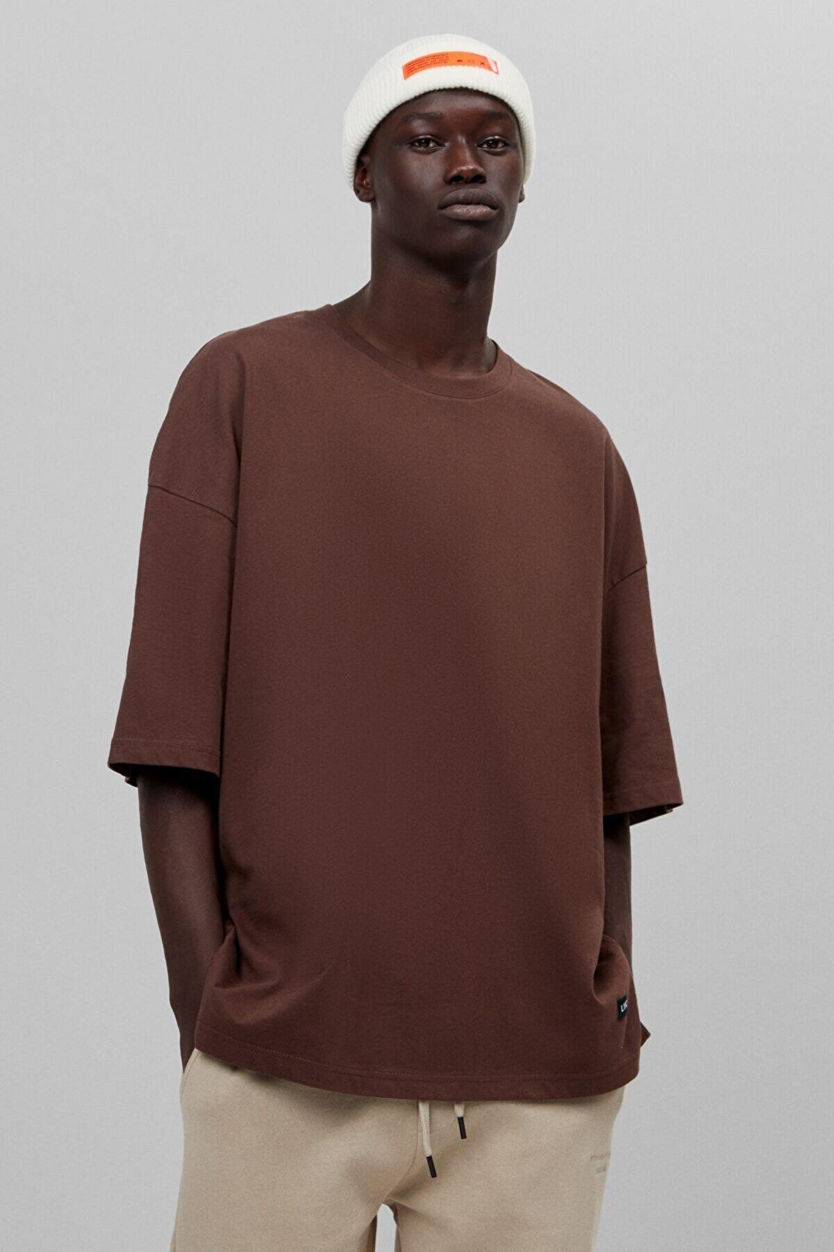 Bershka Ekstra Loose Fit T-shirt