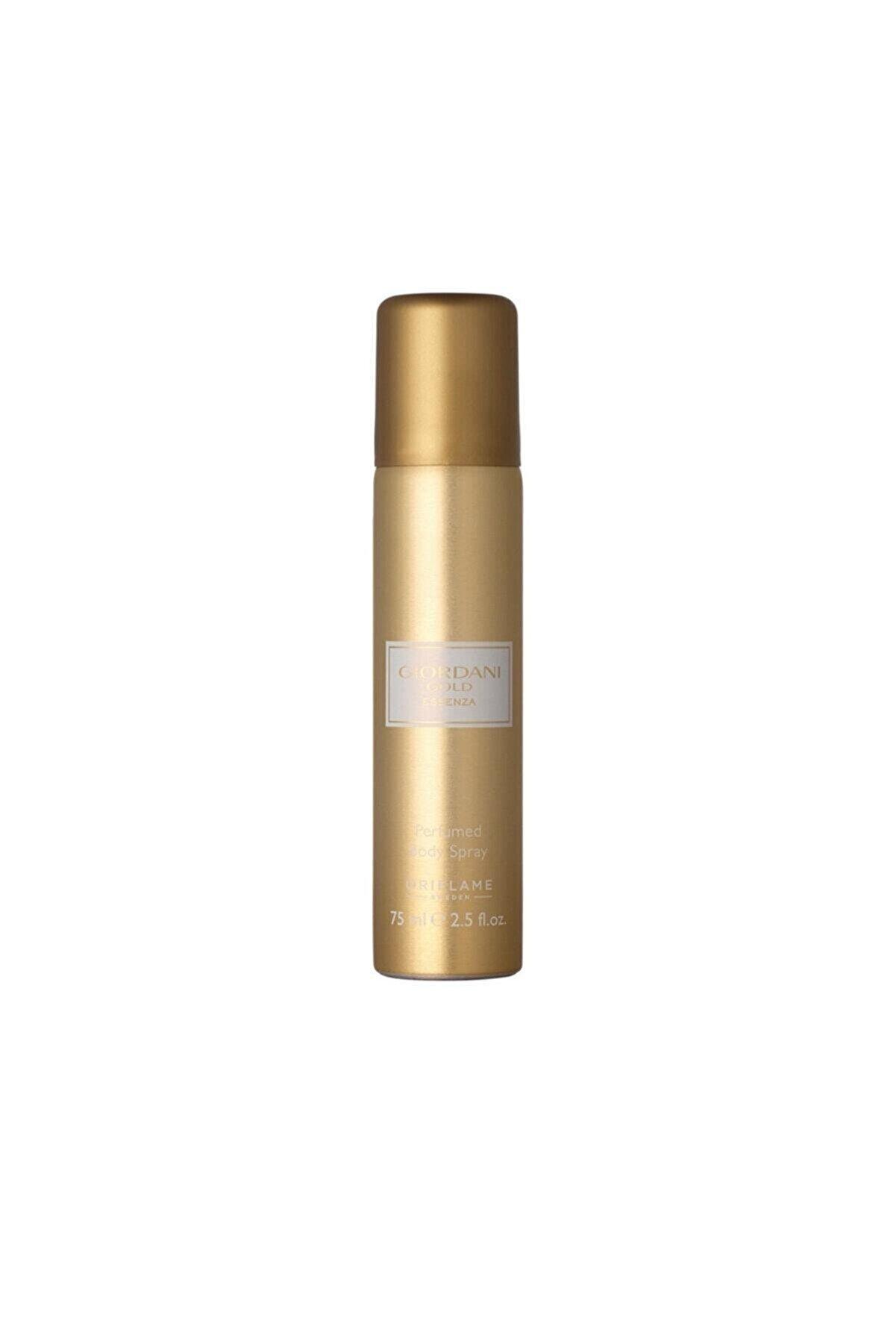 Oriflame Giordani Gold Giordani Gold Essenza Parfümlü Vücut Spreyi 75ml 8681541005086
