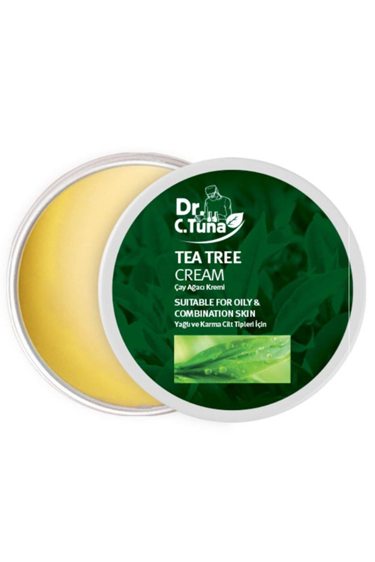 Farmasi Dr.c. Tuna Çay Ağacı Yağı Kremi 110 ml