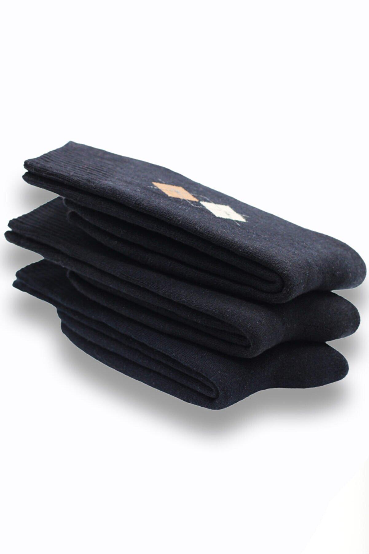 topsocks Erkek 3'lü Havlu Soket