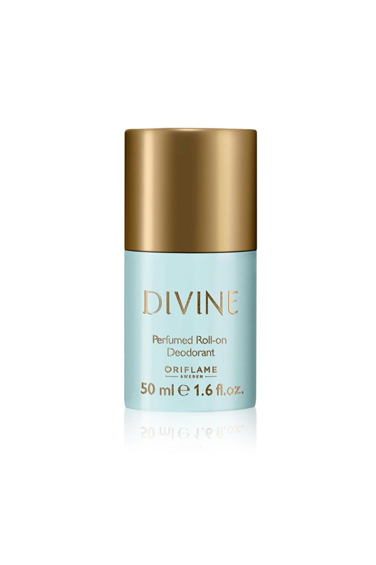 Oriflame Divine Parfümlü Kadın Roll-on Deodorant 50ml