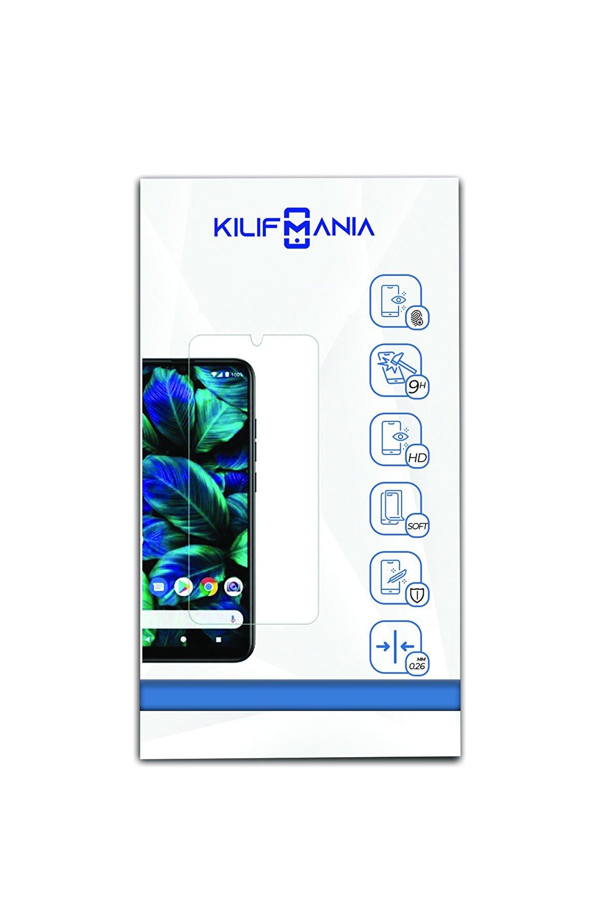 KILIFMANİA General Mobile Gm20 Temperli Ekran Koruyucu Kırılmaz Cam