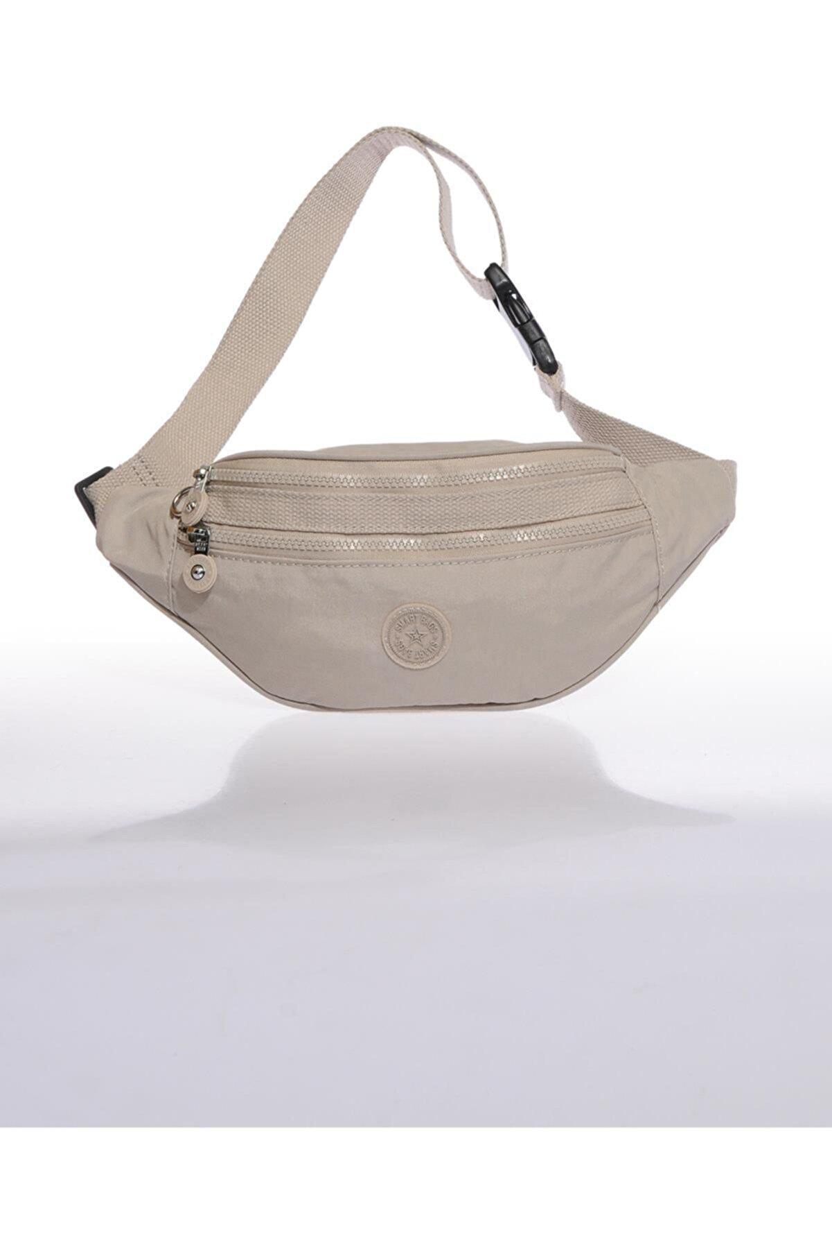 Smart Bags Bej Kadın  Bel Çantası Smb3030